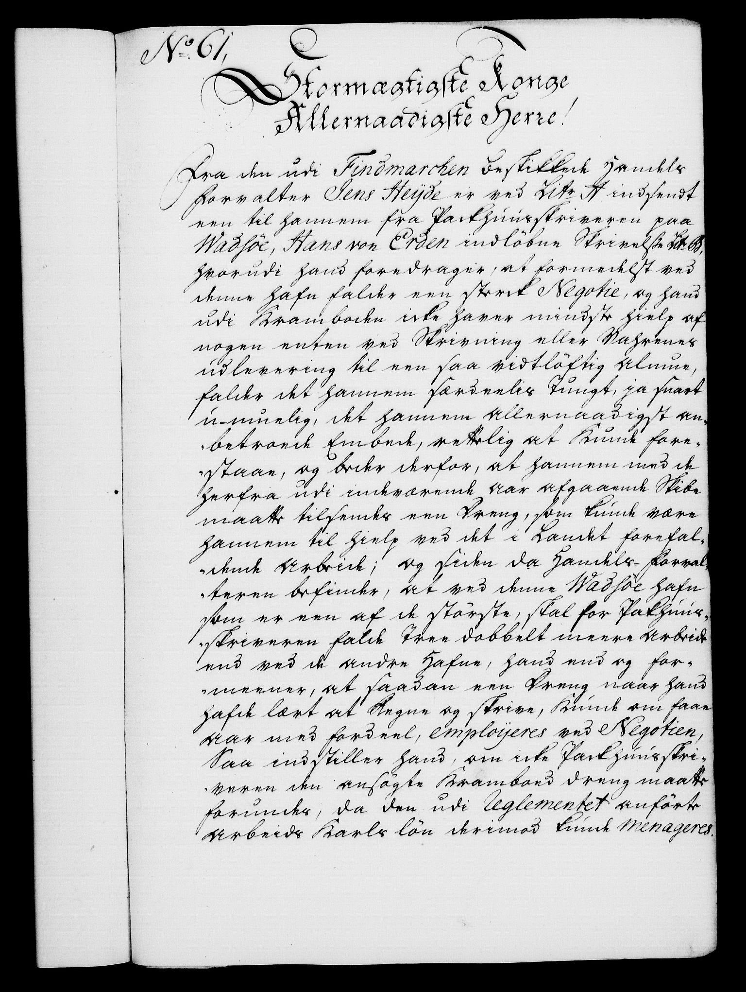 RA, Rentekammeret, Kammerkanselliet, G/Gf/Gfa/L0027: Norsk relasjons- og resolusjonsprotokoll (merket RK 52.27), 1744, s. 431