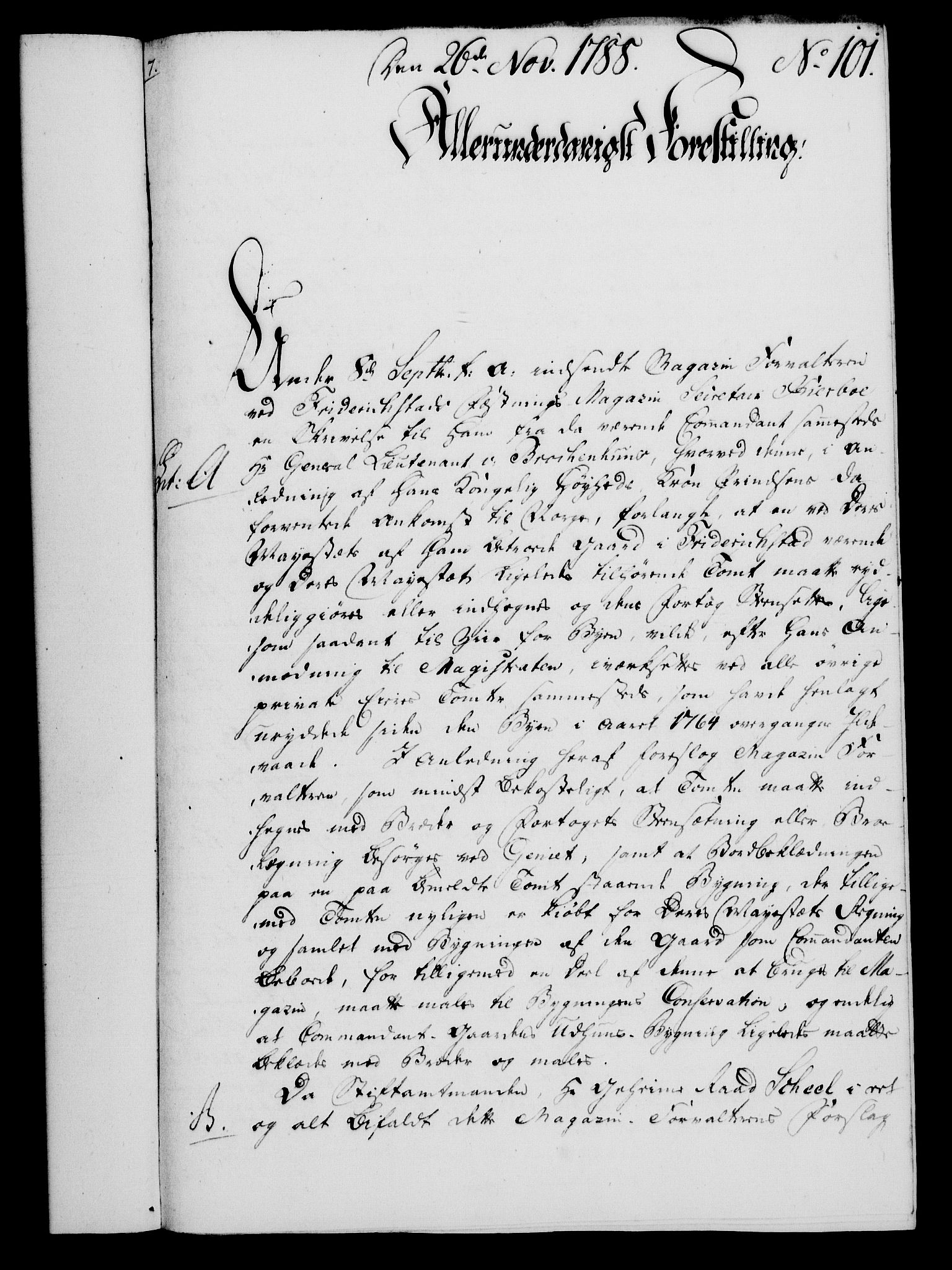RA, Rentekammeret, Kammerkanselliet, G/Gf/Gfa/L0070: Norsk relasjons- og resolusjonsprotokoll (merket RK 52.70), 1788, s. 593