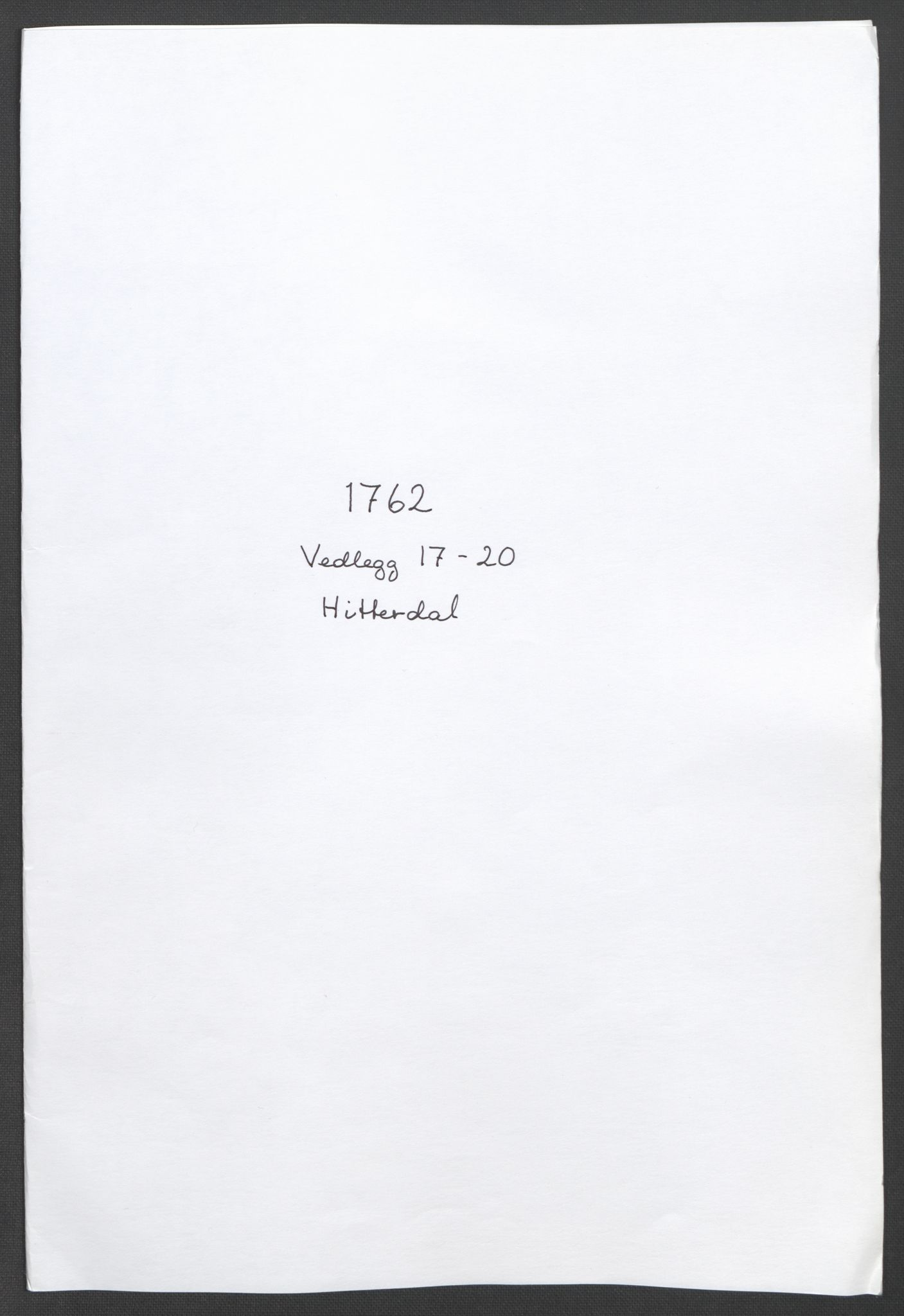 RA, Rentekammeret inntil 1814, Reviderte regnskaper, Fogderegnskap, R37/L2239: Ekstraskatten Nedre Telemark og Bamble, 1762-1763, s. 161
