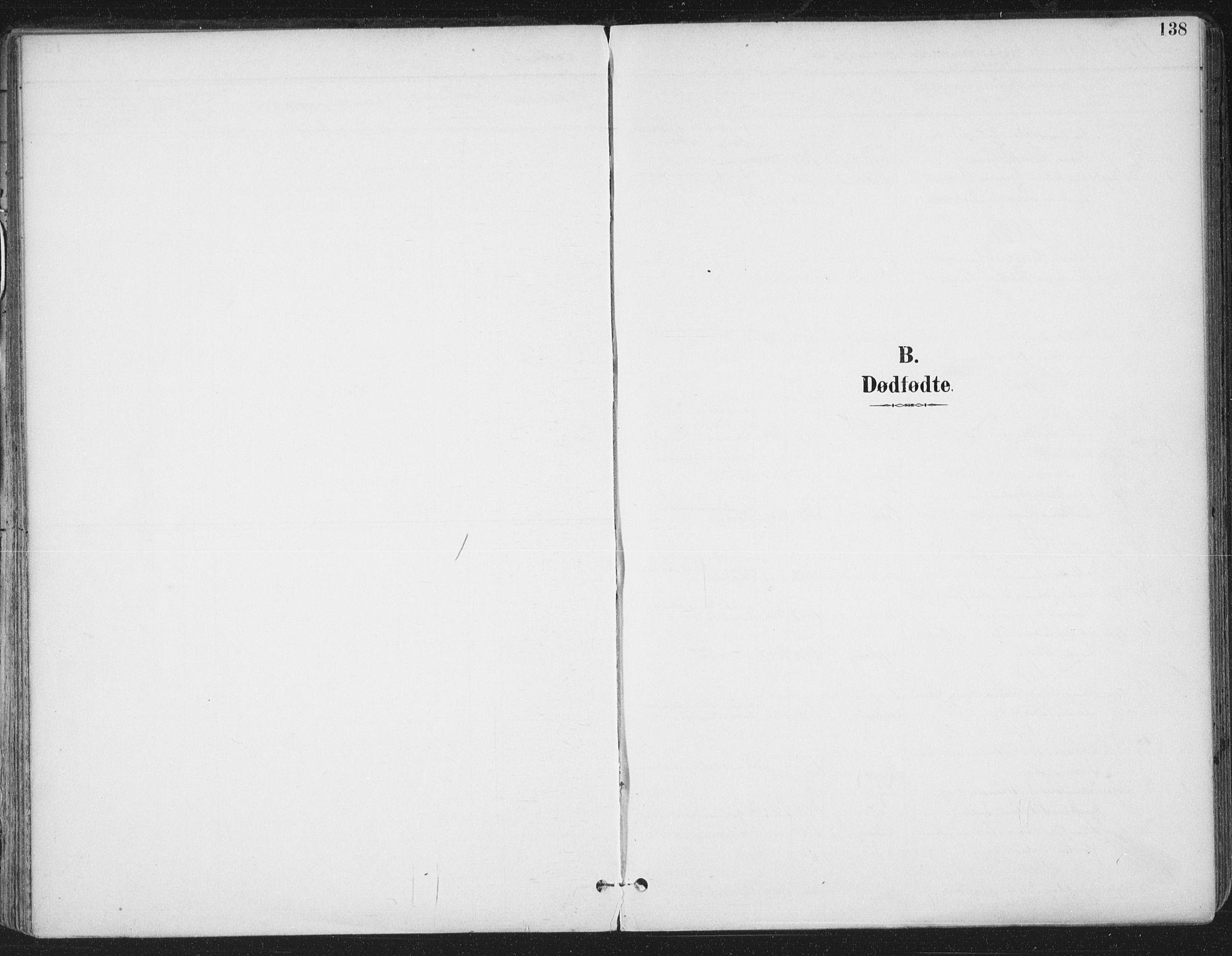 SAT, Ministerialprotokoller, klokkerbøker og fødselsregistre - Sør-Trøndelag, 659/L0743: Ministerialbok nr. 659A13, 1893-1910, s. 138