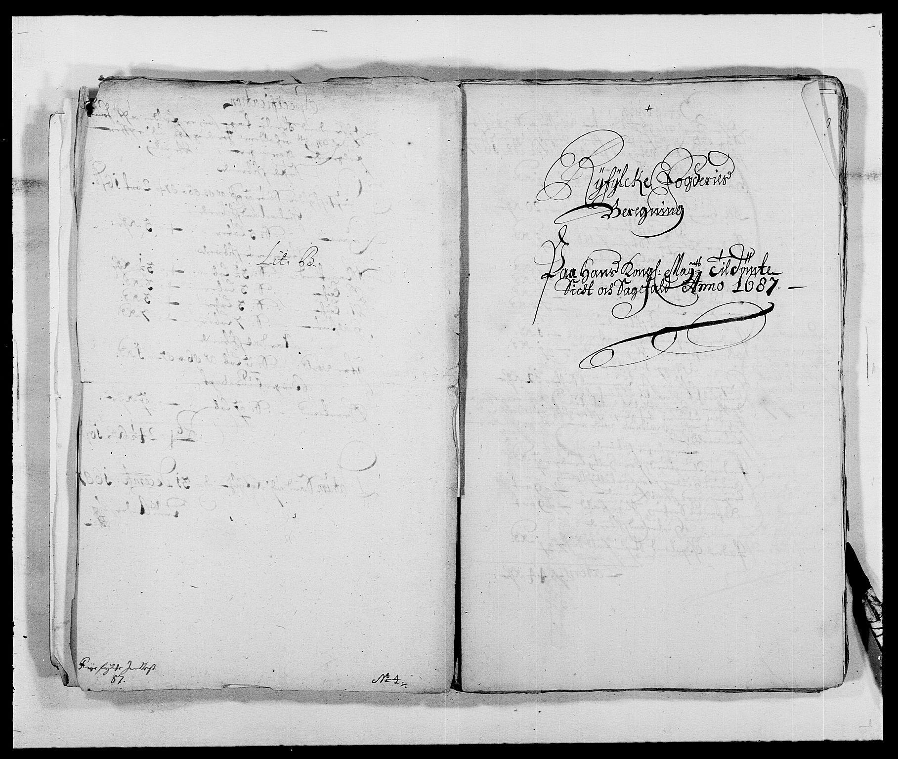 RA, Rentekammeret inntil 1814, Reviderte regnskaper, Fogderegnskap, R47/L2855: Fogderegnskap Ryfylke, 1685-1688, s. 237