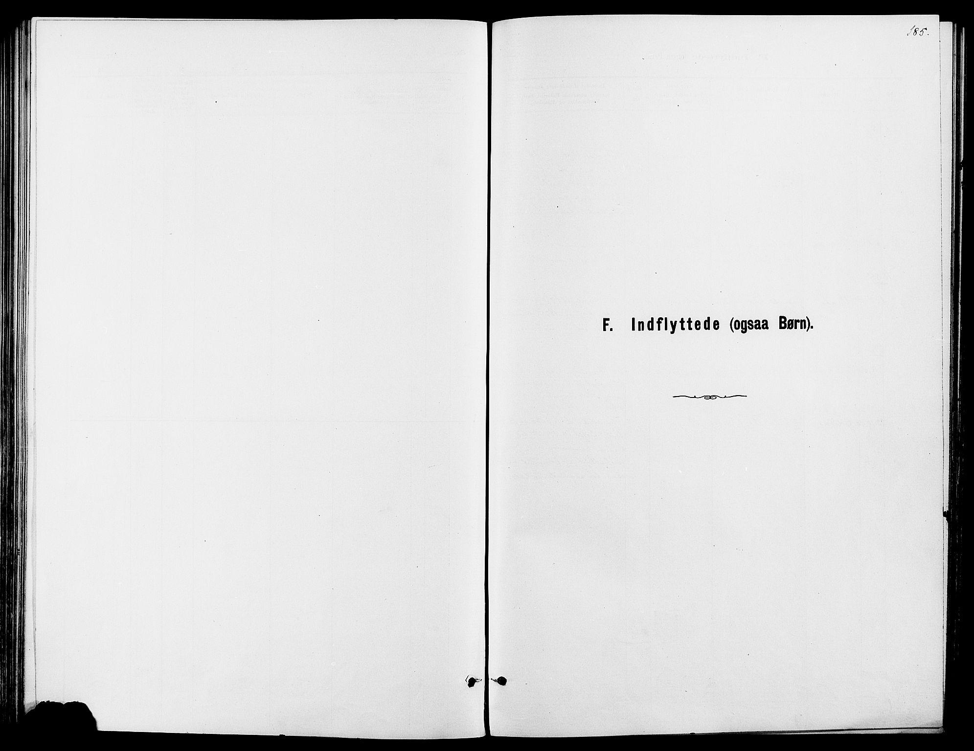 SAH, Dovre prestekontor, Ministerialbok nr. 2, 1879-1890, s. 185