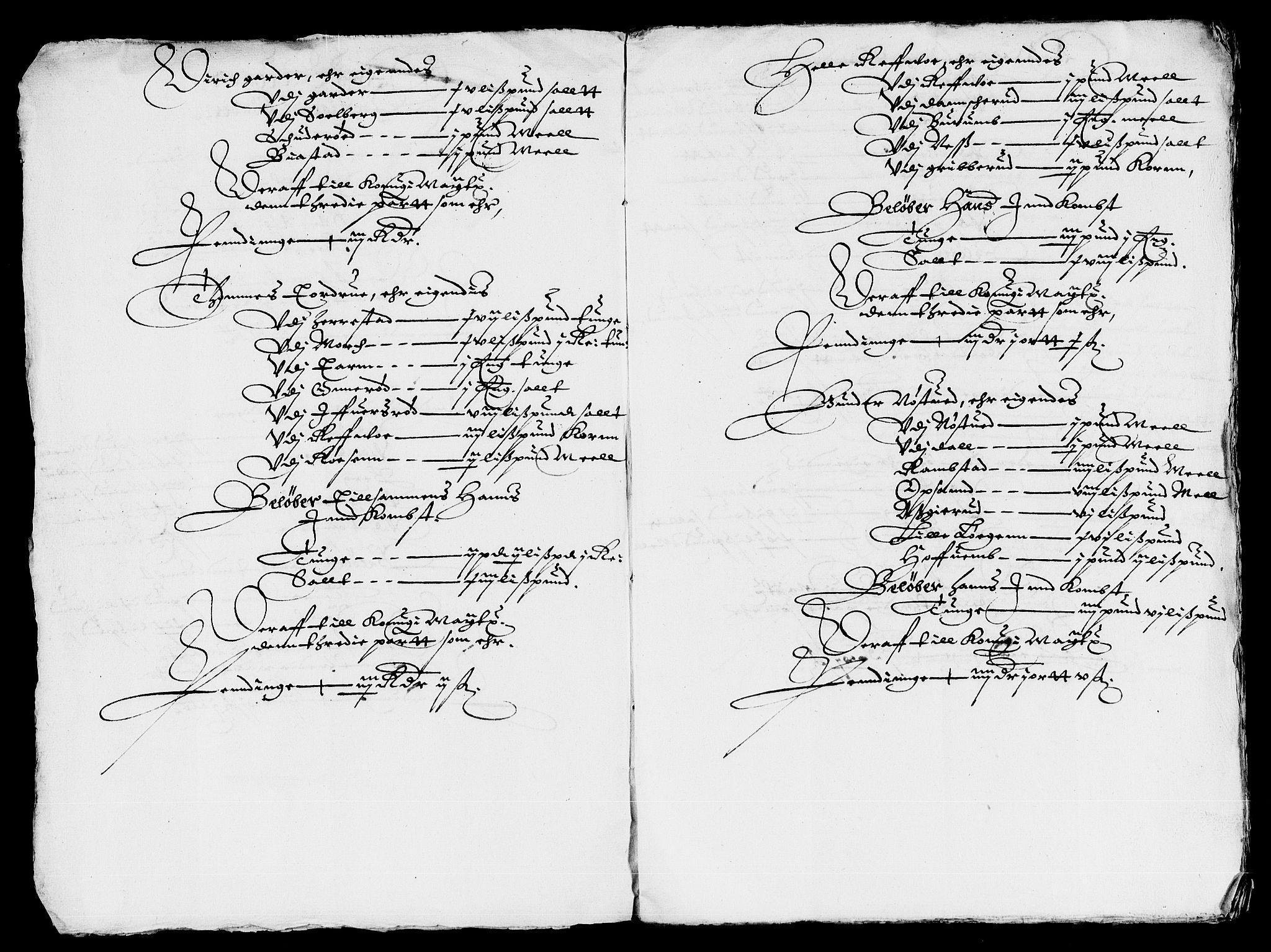 RA, Rentekammeret inntil 1814, Reviderte regnskaper, Lensregnskaper, R/Rb/Rba/L0079: Akershus len, 1626