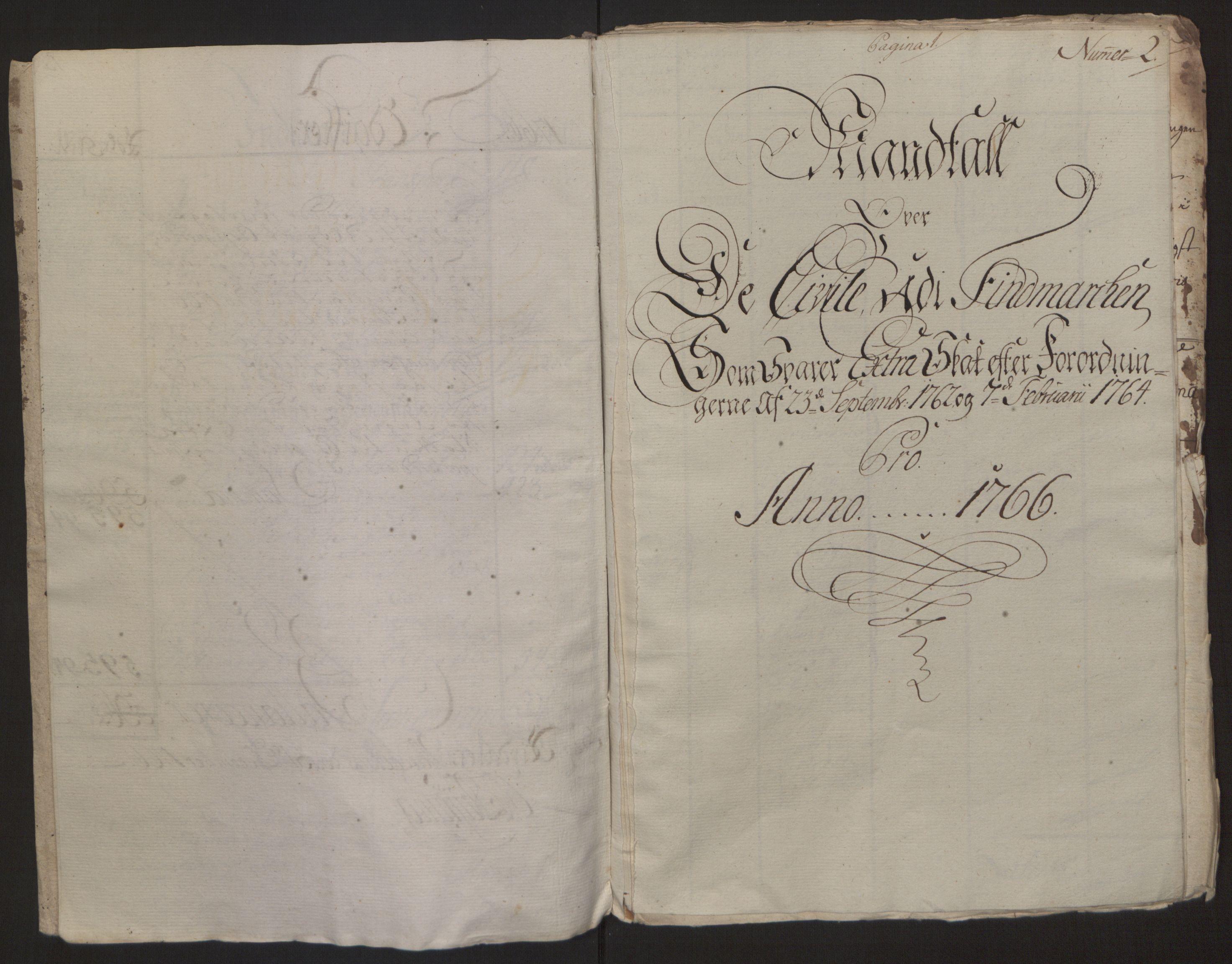 RA, Rentekammeret inntil 1814, Reviderte regnskaper, Fogderegnskap, R69/L4910: Ekstraskatten  Finnmark/Vardøhus, 1762-1772, s. 181