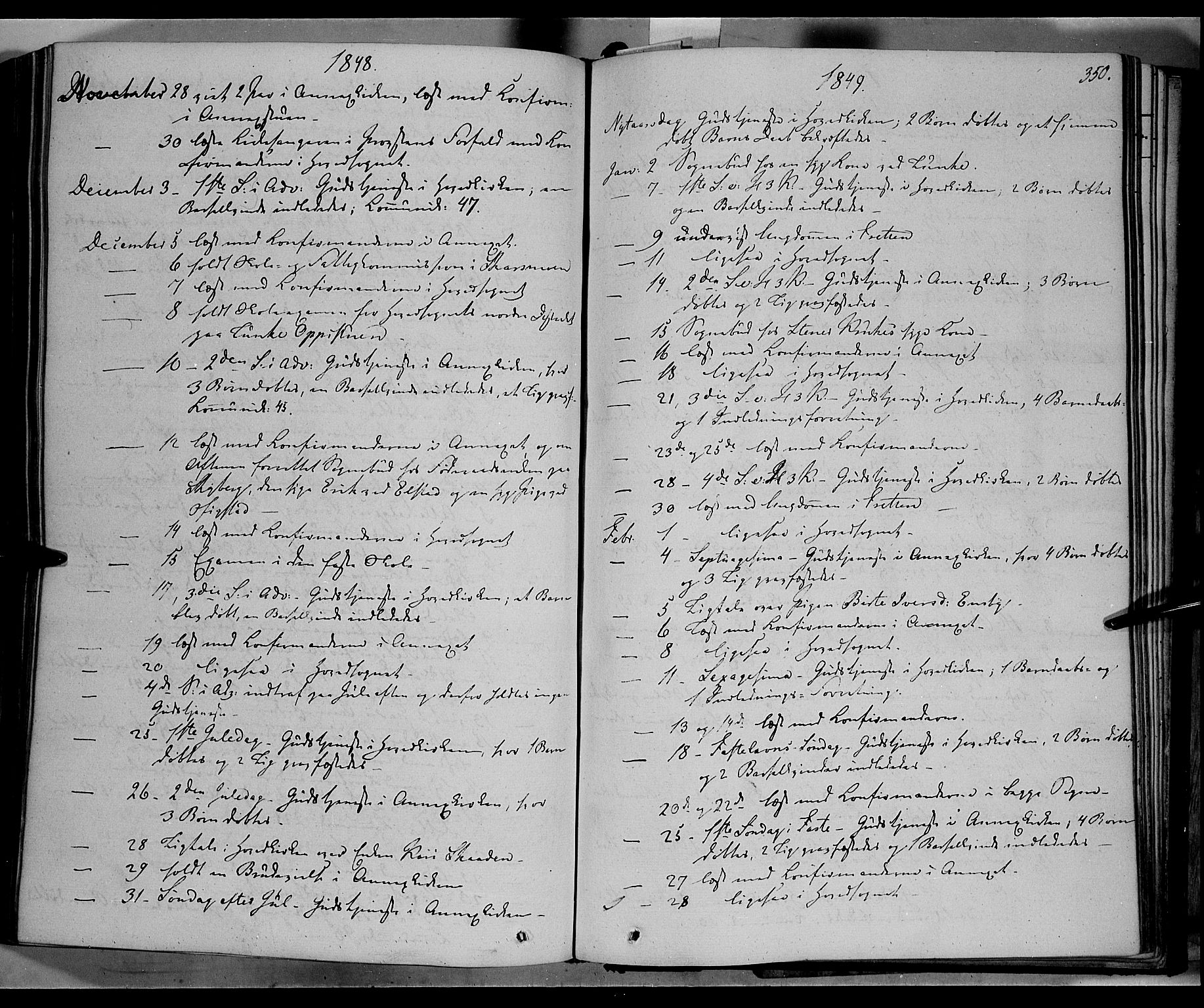 SAH, Øyer prestekontor, Ministerialbok nr. 5, 1842-1857, s. 350