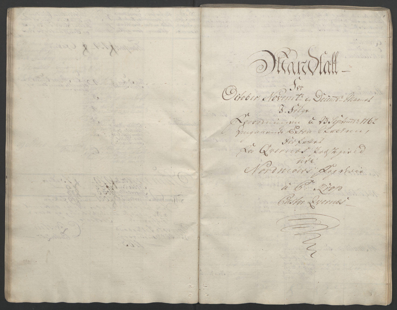 RA, Rentekammeret inntil 1814, Reviderte regnskaper, Fogderegnskap, R56/L3841: Ekstraskatten Nordmøre, 1762-1763, s. 53