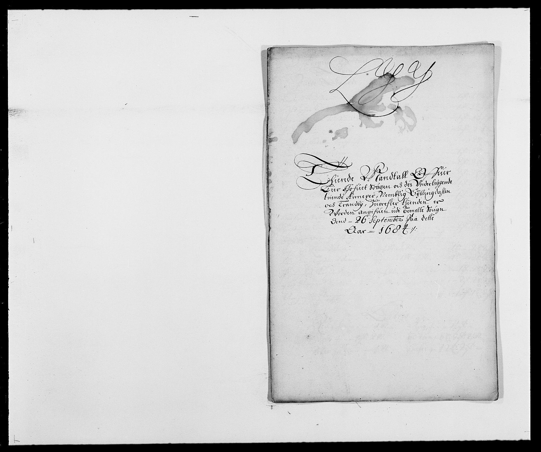 RA, Rentekammeret inntil 1814, Reviderte regnskaper, Fogderegnskap, R27/L1687: Fogderegnskap Lier, 1678-1686, s. 75