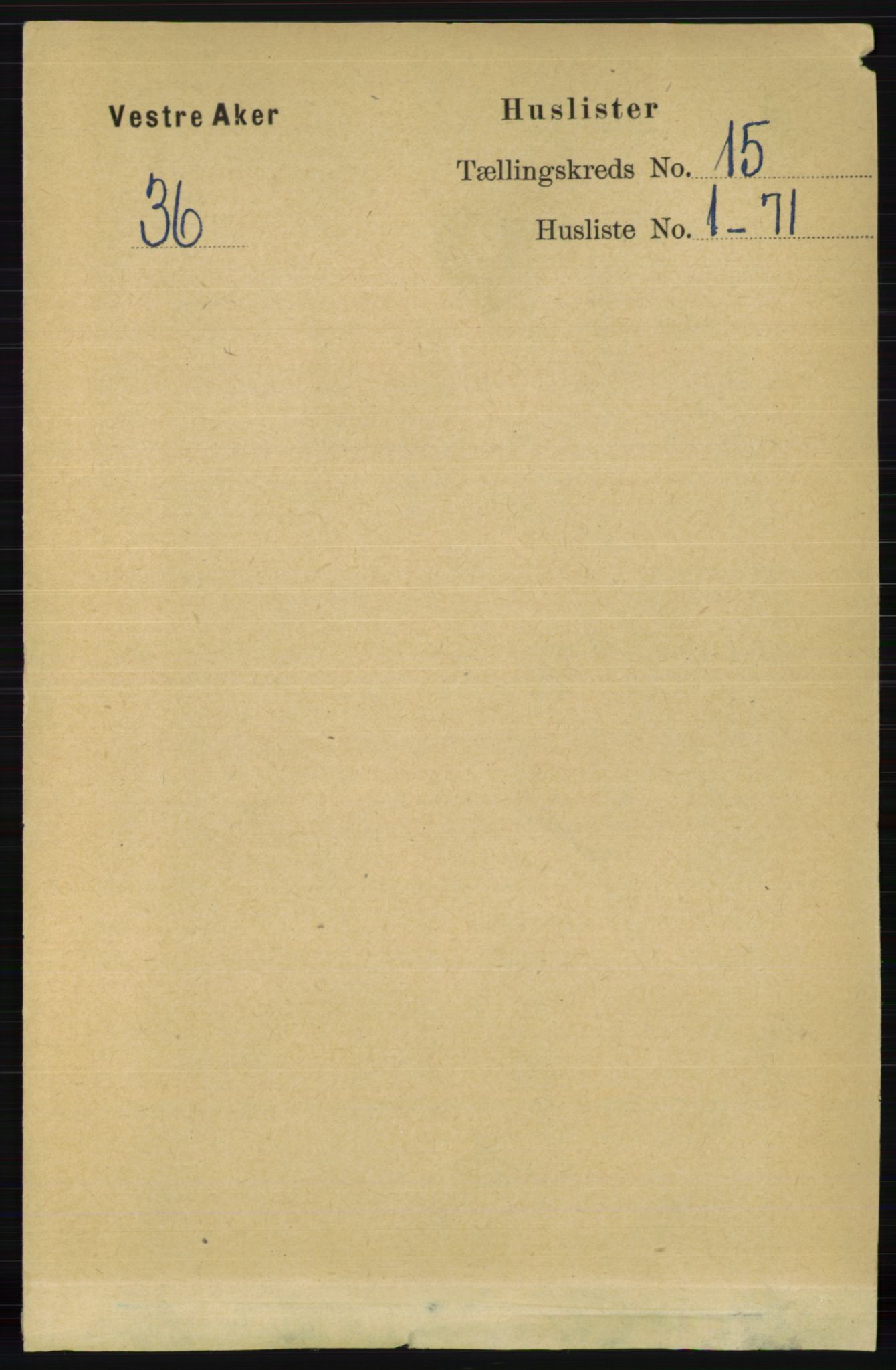 RA, Folketelling 1891 for 0218 Aker herred, 1891, s. 13251