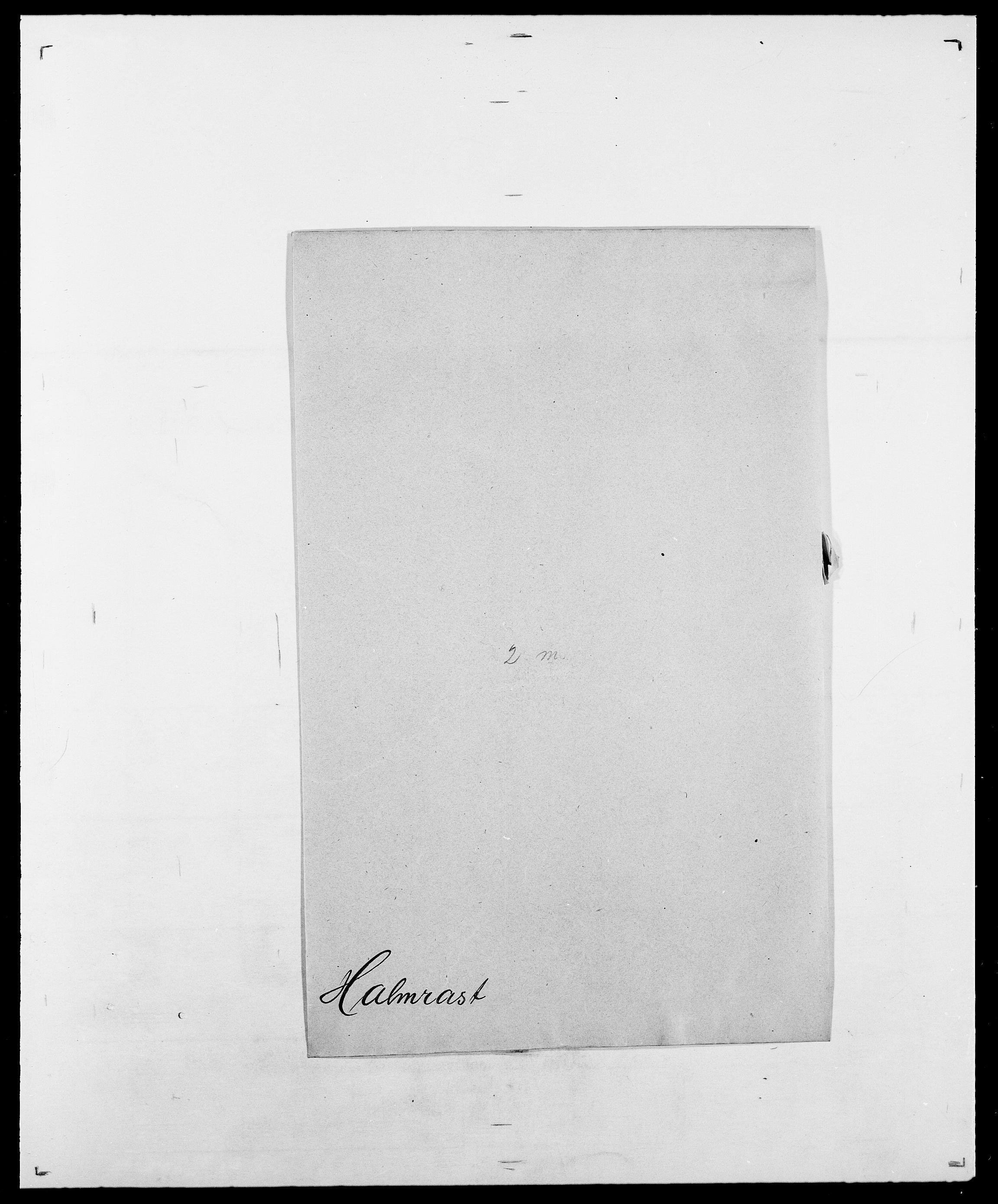 SAO, Delgobe, Charles Antoine - samling, D/Da/L0015: Grodtshilling - Halvorsæth, s. 786