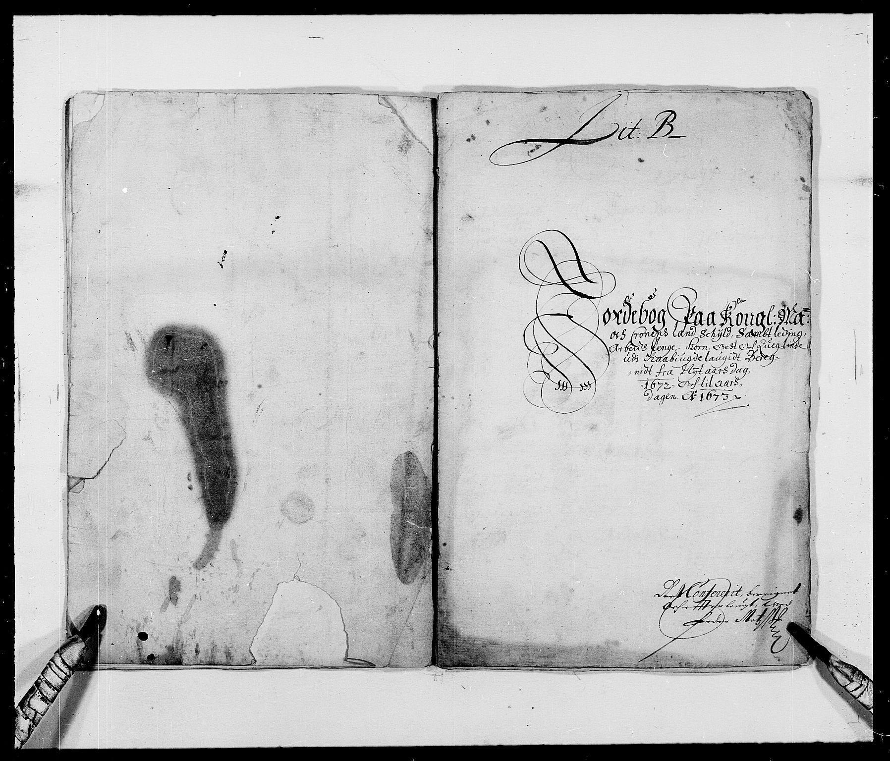 RA, Rentekammeret inntil 1814, Reviderte regnskaper, Fogderegnskap, R40/L2433: Fogderegnskap Råbyggelag, 1671-1674, s. 97