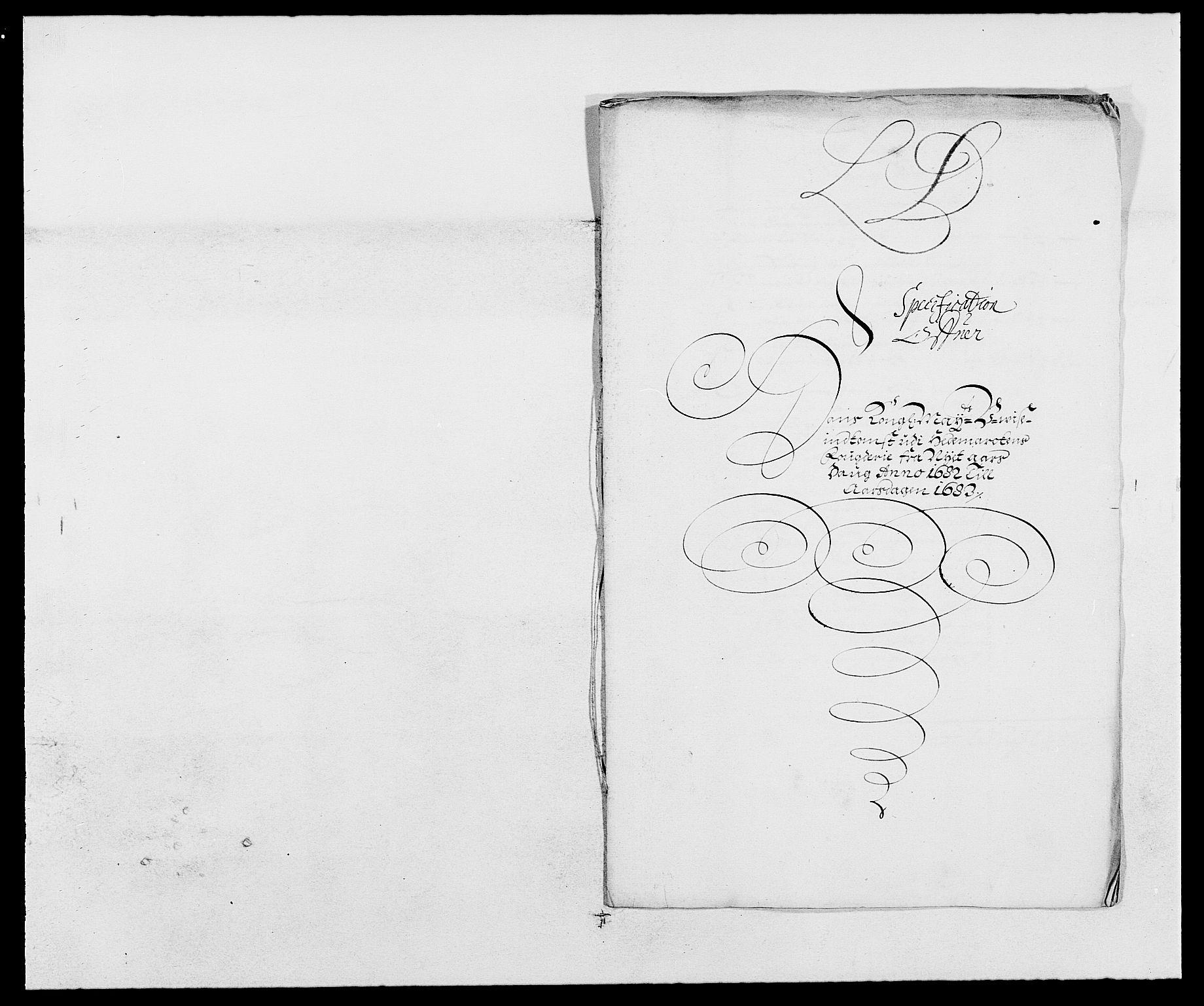 RA, Rentekammeret inntil 1814, Reviderte regnskaper, Fogderegnskap, R16/L1022: Fogderegnskap Hedmark, 1682, s. 153