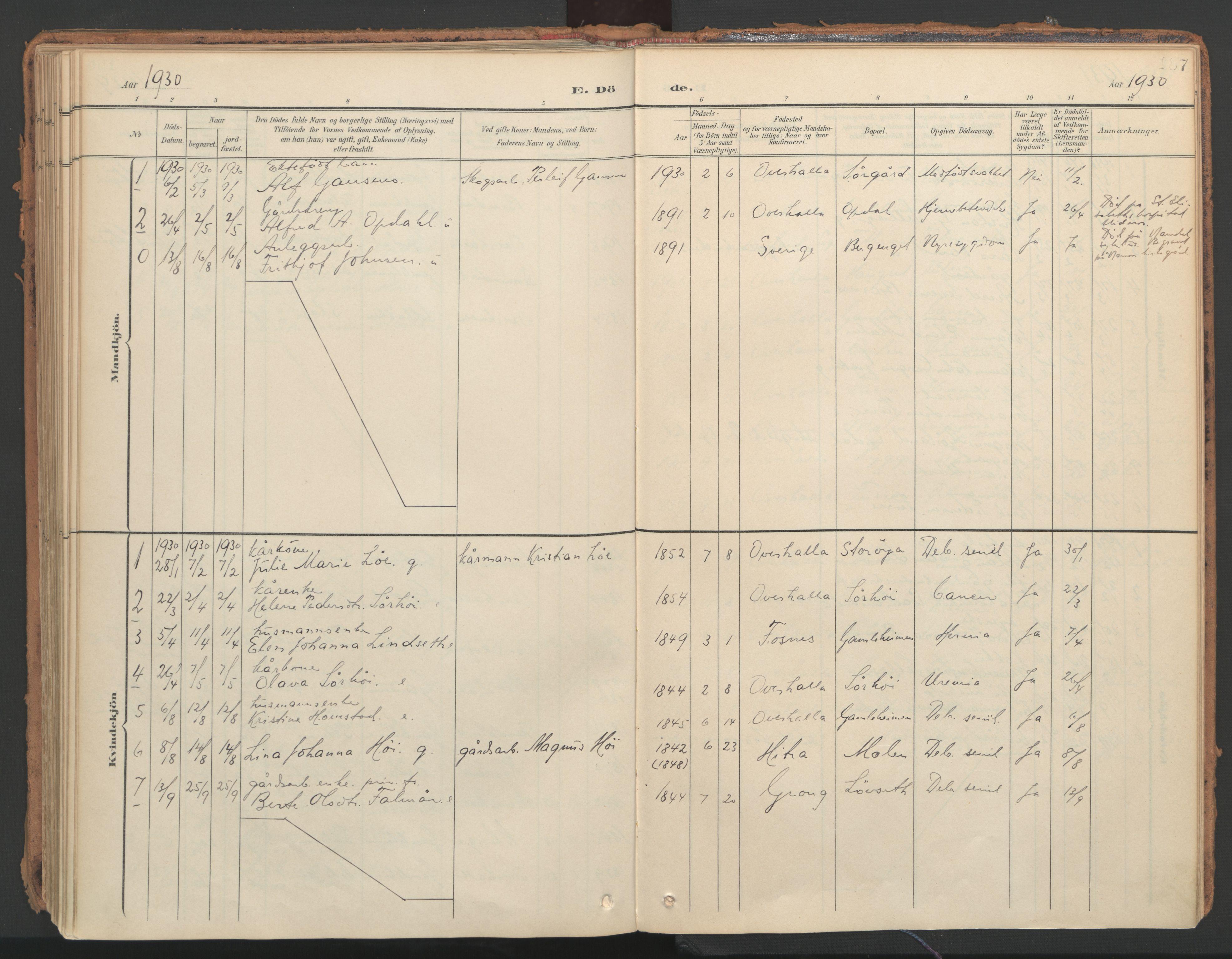 SAT, Ministerialprotokoller, klokkerbøker og fødselsregistre - Nord-Trøndelag, 766/L0564: Ministerialbok nr. 767A02, 1900-1932, s. 187