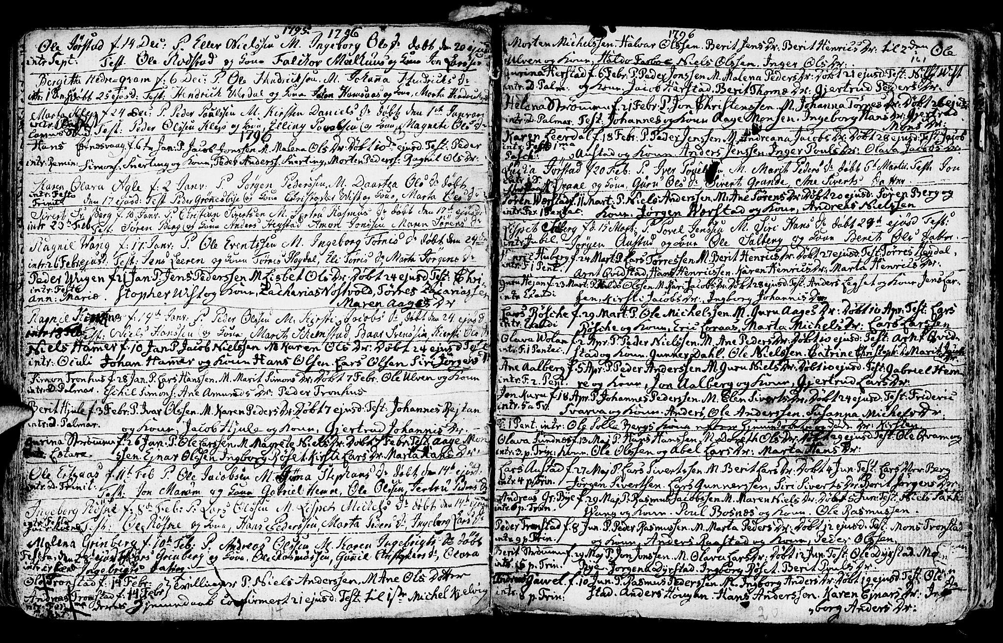 SAT, Ministerialprotokoller, klokkerbøker og fødselsregistre - Nord-Trøndelag, 730/L0273: Ministerialbok nr. 730A02, 1762-1802, s. 161