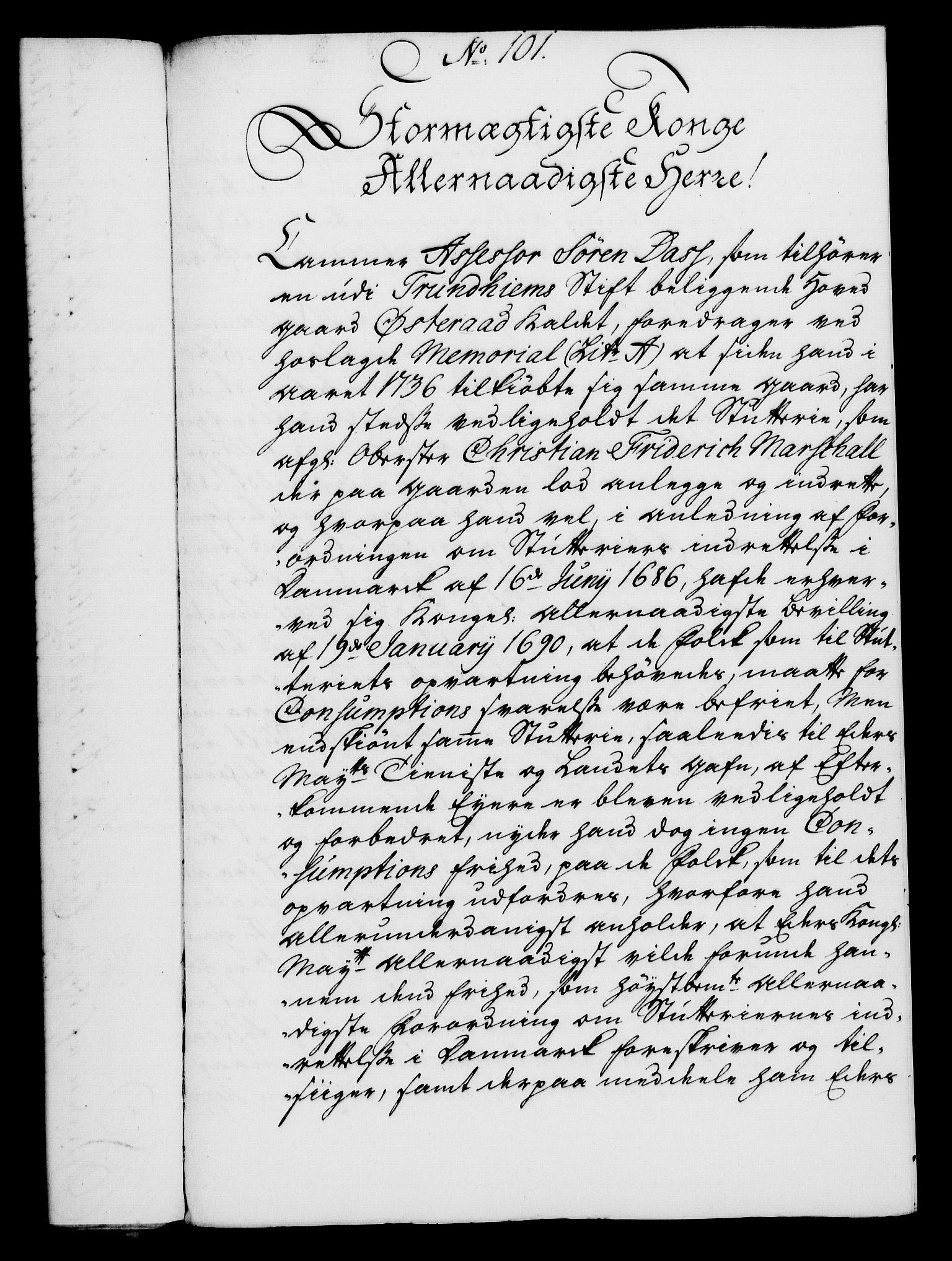 RA, Rentekammeret, Kammerkanselliet, G/Gf/Gfa/L0026: Norsk relasjons- og resolusjonsprotokoll (merket RK 52.26), 1743, s. 630