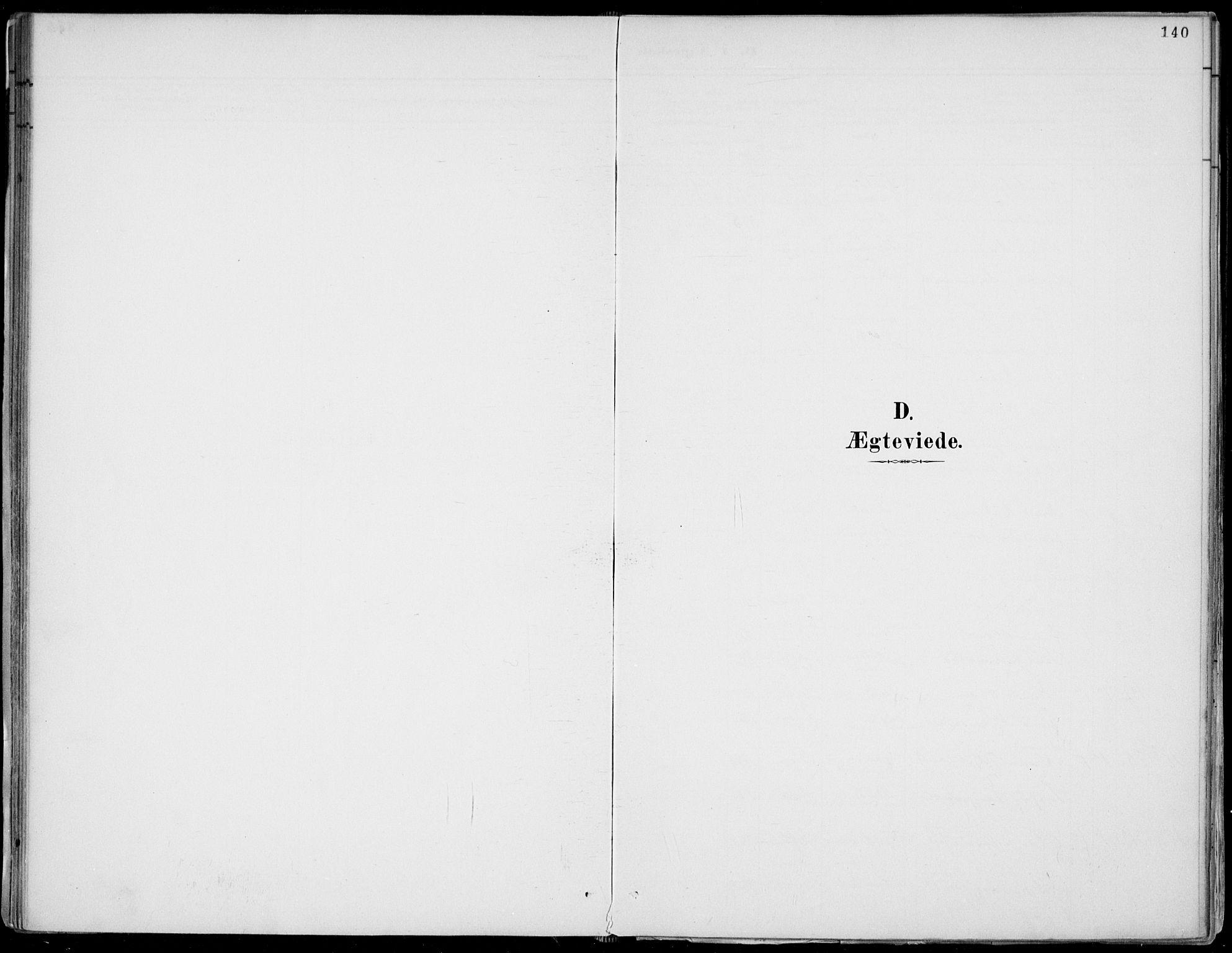 SAKO, Fyresdal kirkebøker, F/Fa/L0007: Ministerialbok nr. I 7, 1887-1914, s. 140