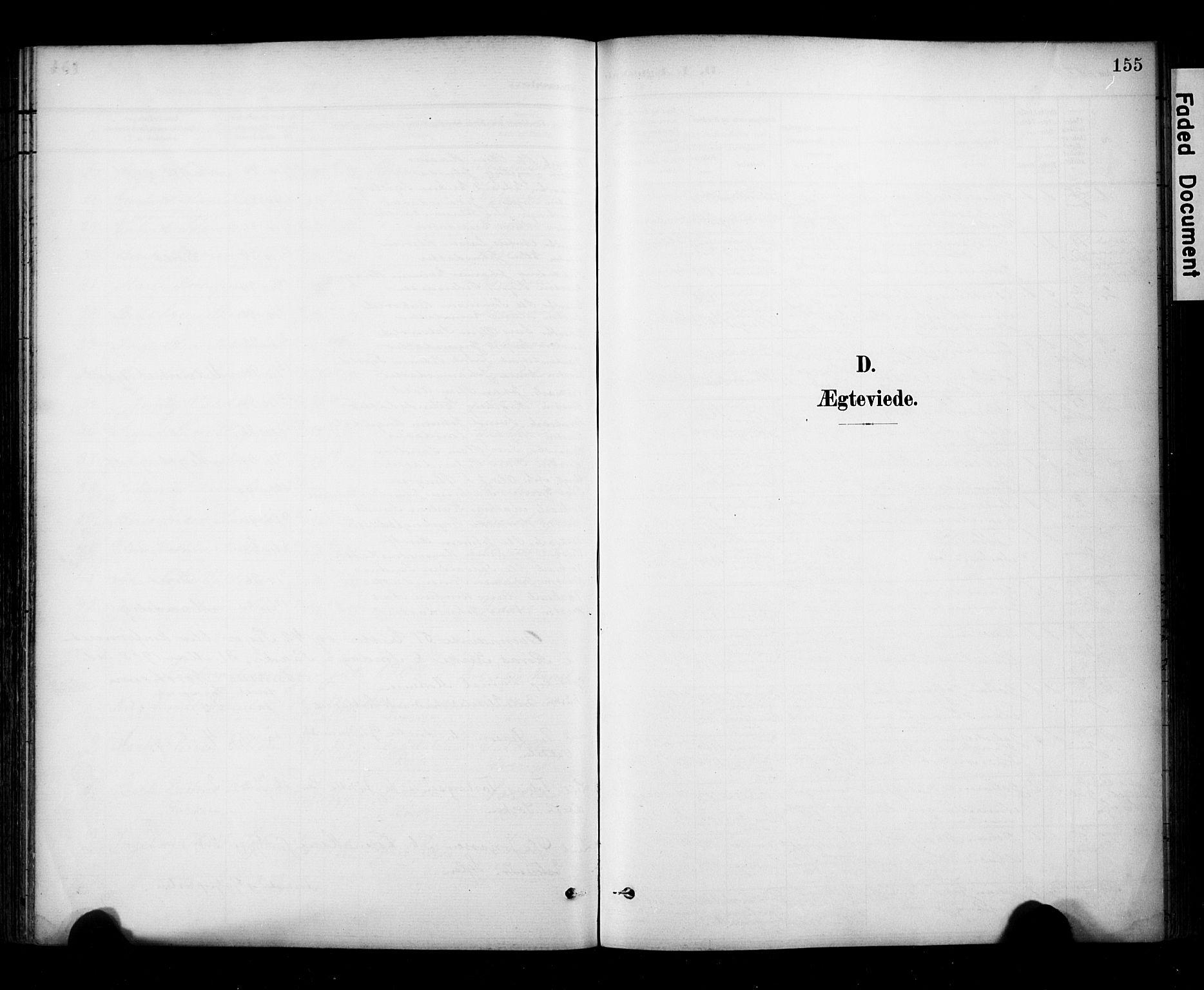 SAT, Ministerialprotokoller, klokkerbøker og fødselsregistre - Sør-Trøndelag, 681/L0936: Ministerialbok nr. 681A14, 1899-1908, s. 155