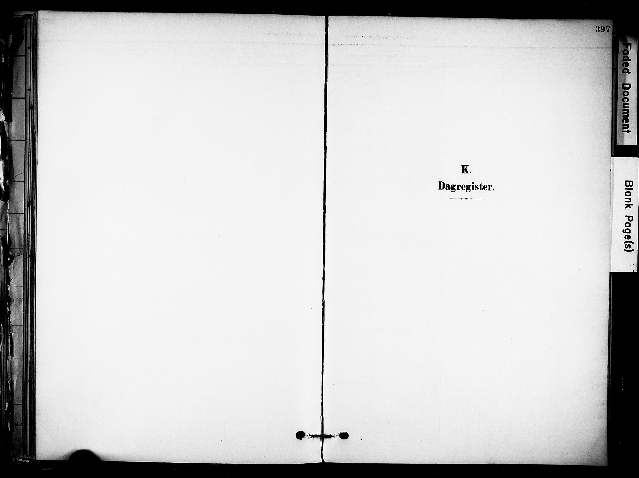 SAKO, Solum kirkebøker, F/Fa/L0011: Ministerialbok nr. I 11, 1898-1909, s. 397