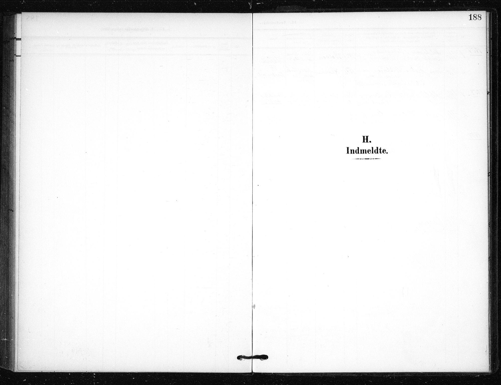 SAO, Tøyen prestekontor Kirkebøker, F/Fa/L0002: Ministerialbok nr. 2, 1907-1916, s. 188