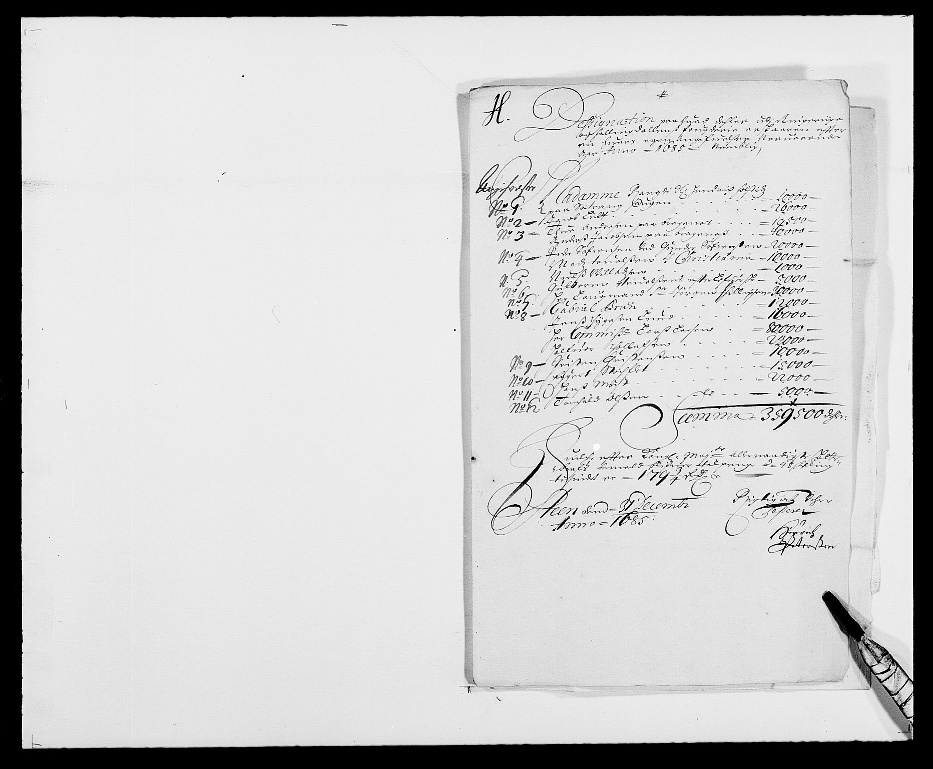RA, Rentekammeret inntil 1814, Reviderte regnskaper, Fogderegnskap, R21/L1446: Fogderegnskap Ringerike og Hallingdal, 1683-1686, s. 352