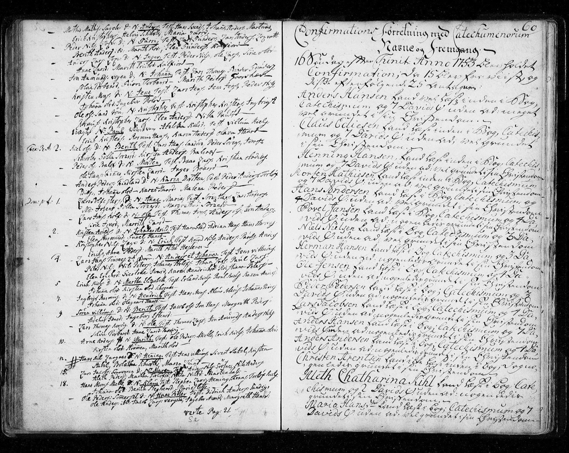 SATØ, Tromsø sokneprestkontor/stiftsprosti/domprosti, G/Ga/L0002kirke: Ministerialbok nr. 2, 1753-1778, s. 60