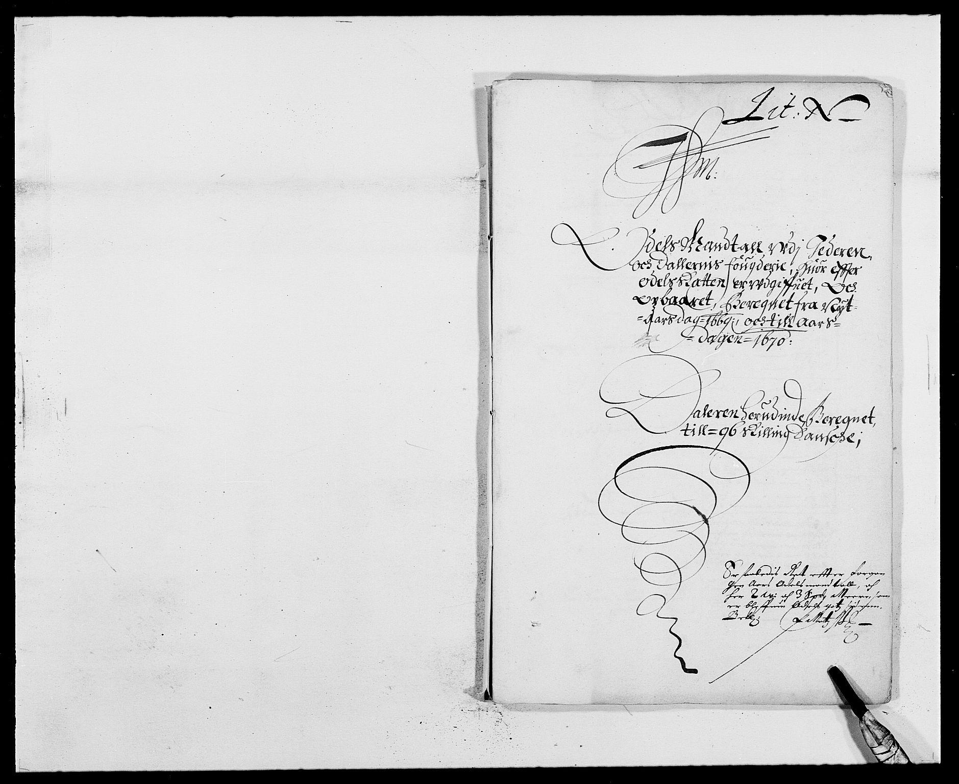 RA, Rentekammeret inntil 1814, Reviderte regnskaper, Fogderegnskap, R46/L2711: Fogderegnskap Jæren og Dalane, 1668-1670, s. 310
