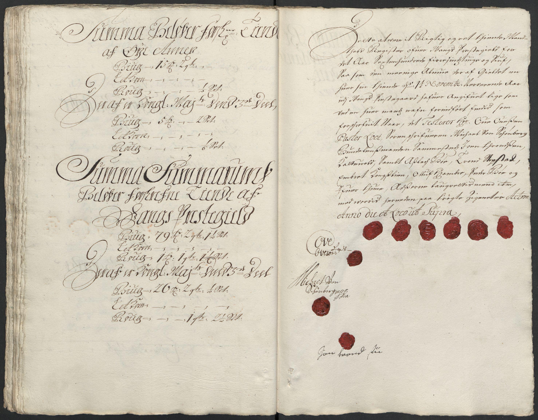 RA, Rentekammeret inntil 1814, Reviderte regnskaper, Fogderegnskap, R18/L1286: Fogderegnskap Hadeland, Toten og Valdres, 1687, s. 141