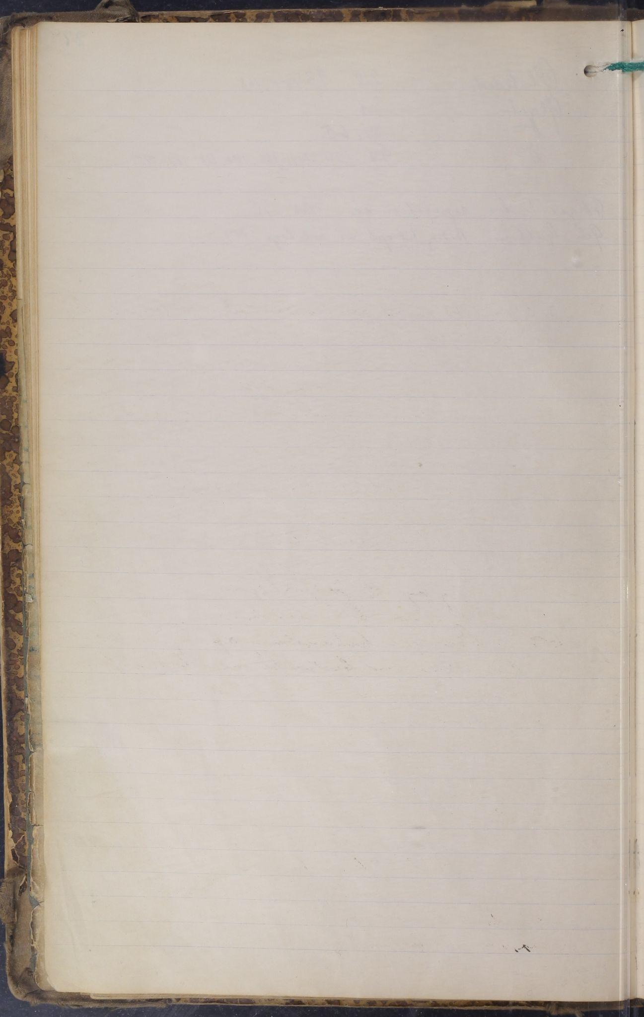 AIN, Mo kommune. Formannskapet, A/Aa/L0004: Møtebok, 1903-1908