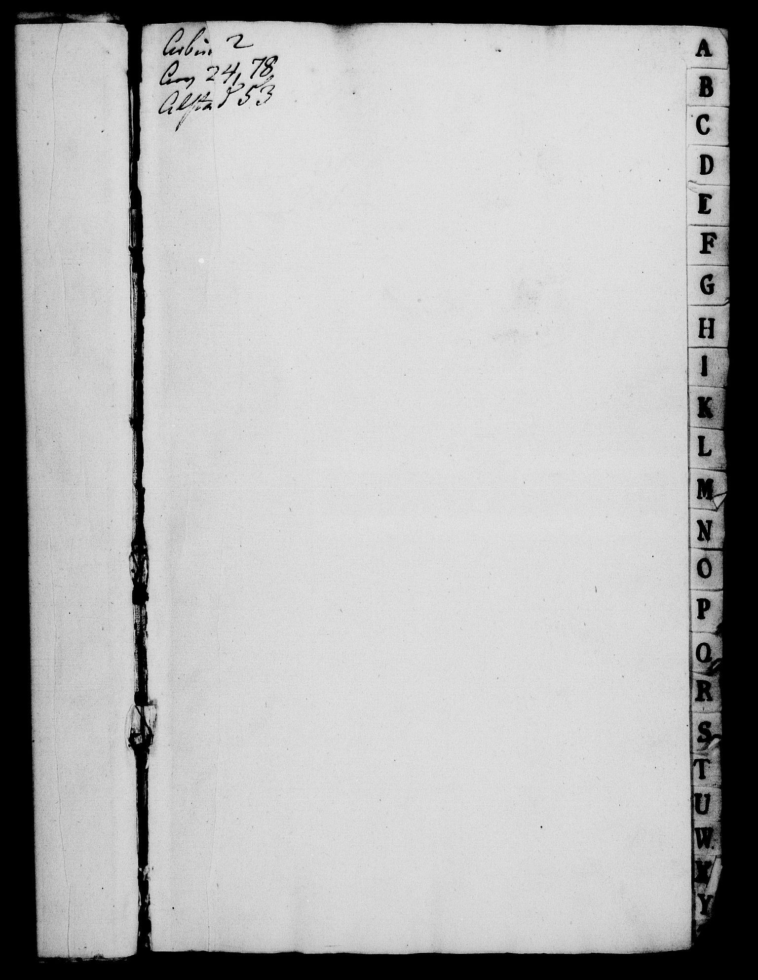 RA, Rentekammeret, Kammerkanselliet, G/Gf/Gfa/L0052: Norsk relasjons- og resolusjonsprotokoll (merket RK 52.52), 1770, s. 3