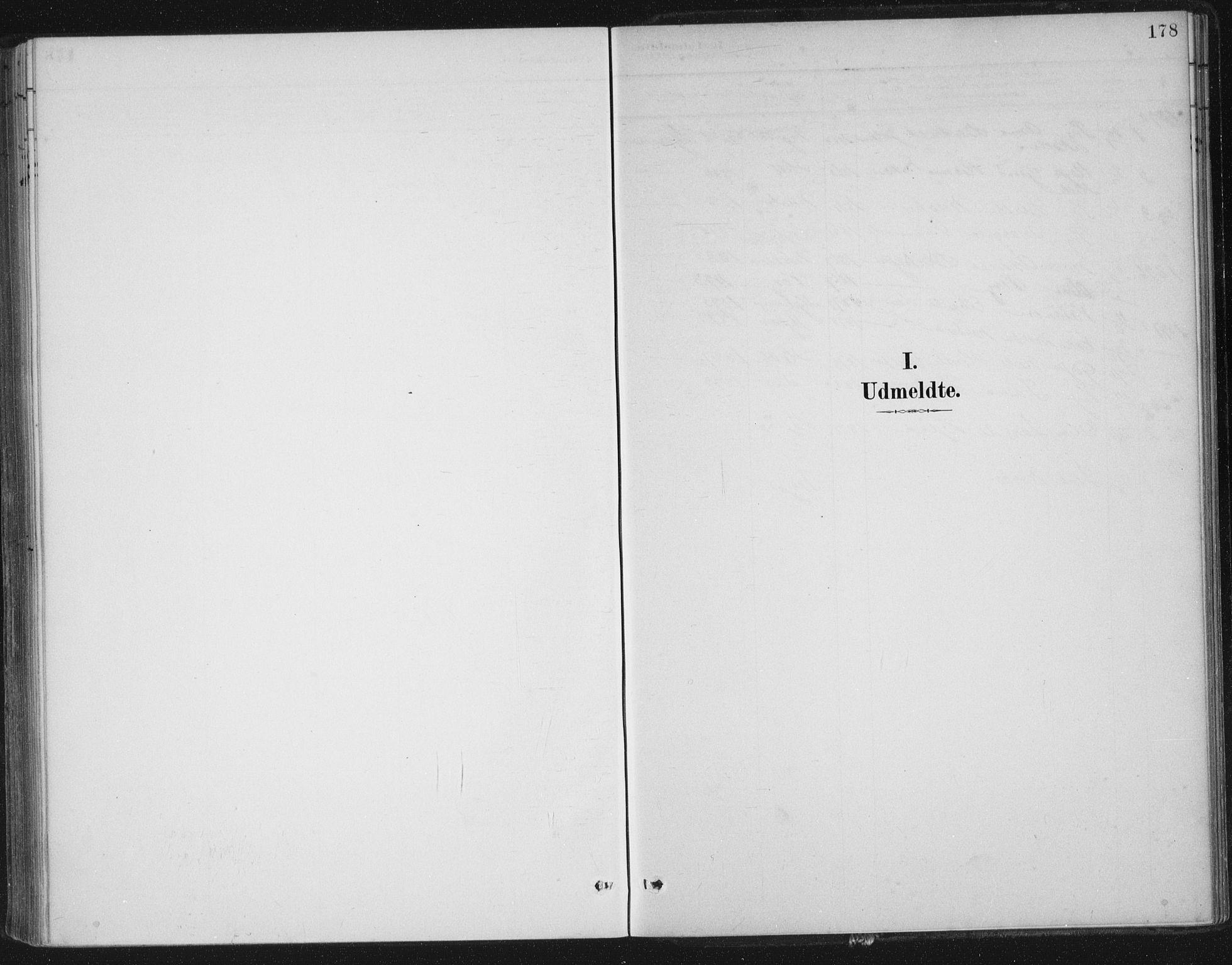 SAST, Nedstrand sokneprestkontor, IV: Ministerialbok nr. A 13, 1887-1915, s. 178