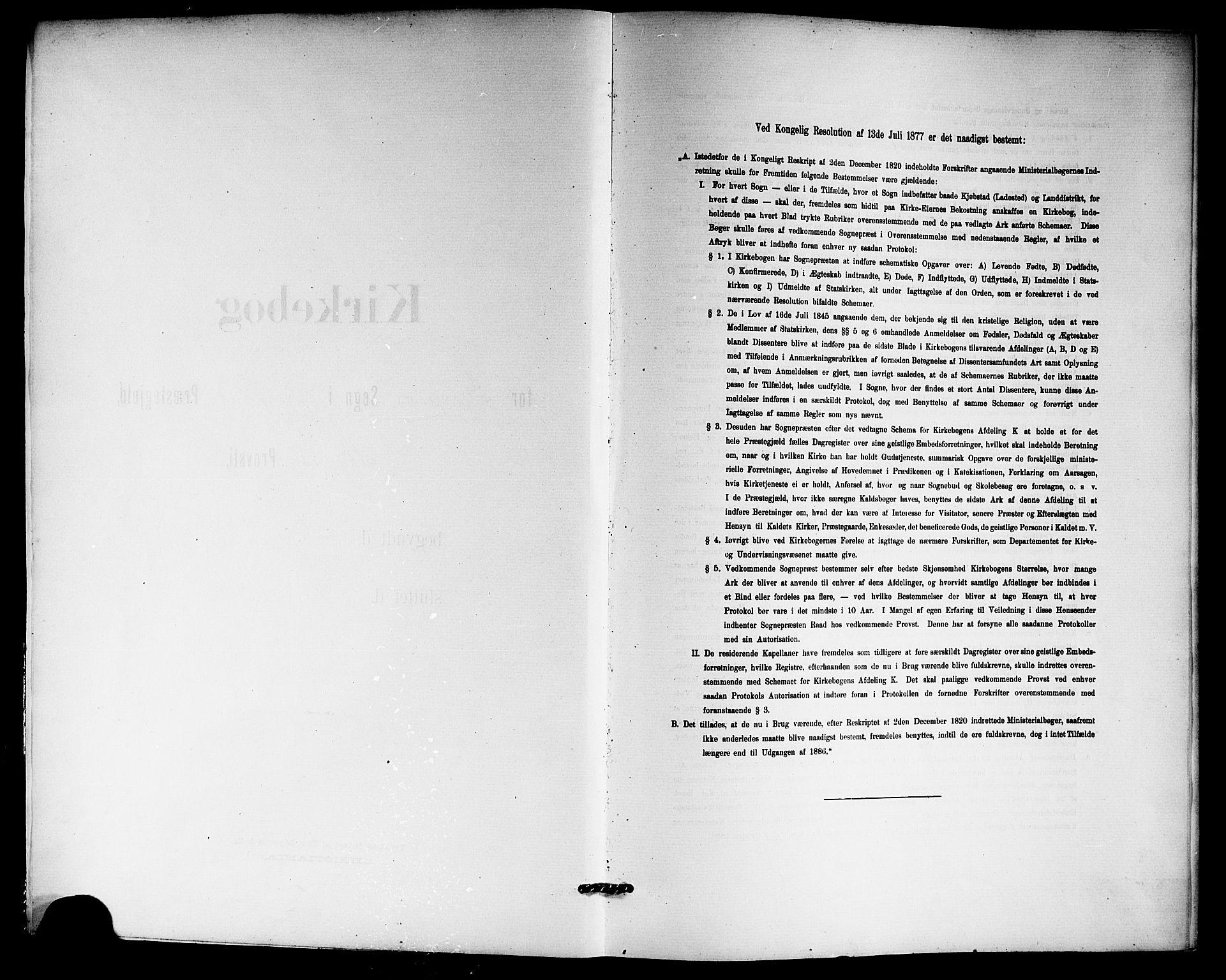 SAKO, Gjerpen kirkebøker, G/Ga/L0003: Klokkerbok nr. I 3, 1901-1919