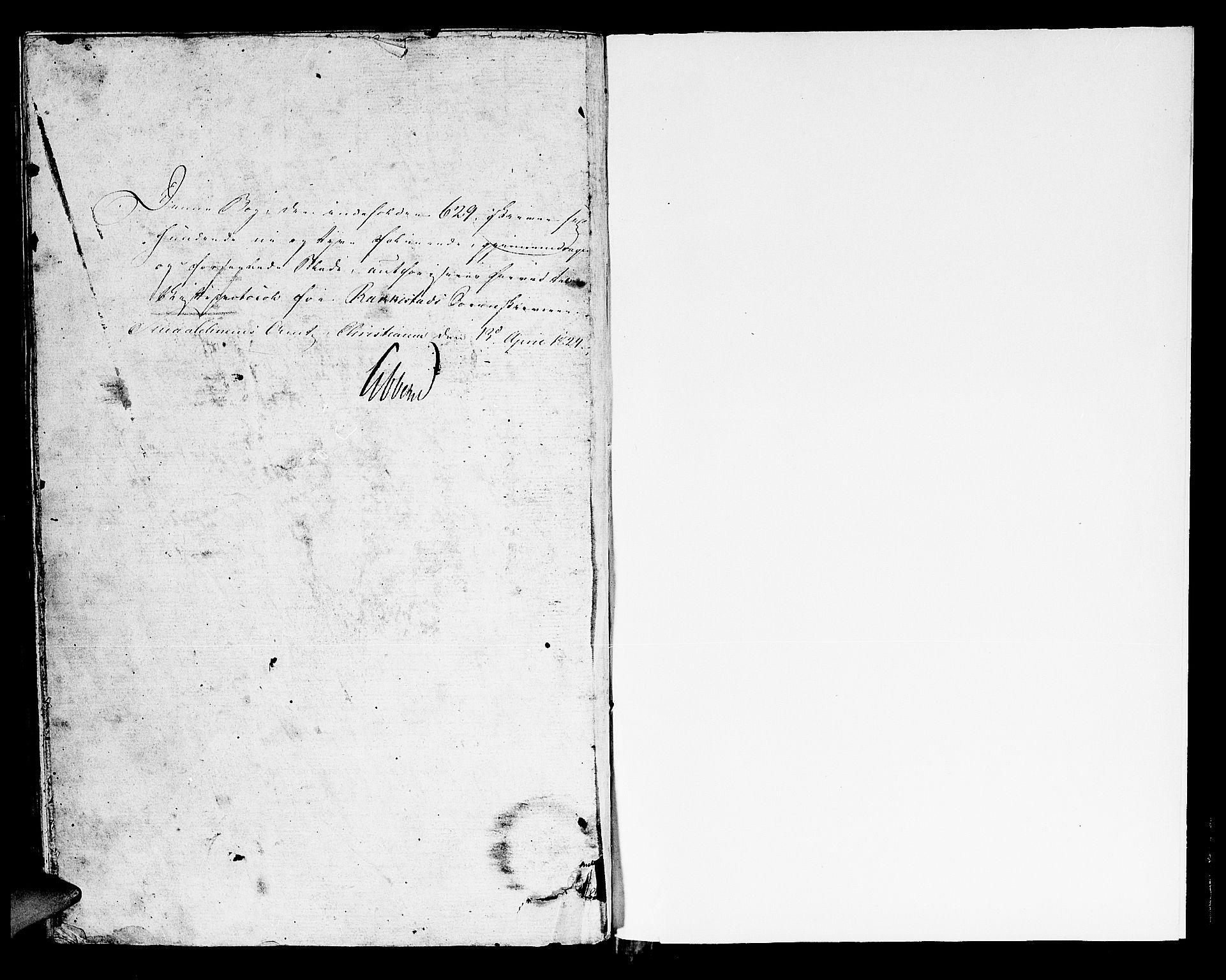 SAO, Rakkestad sorenskriveri, H/Hb/L0011: Skifteprotokoller, 1823-1829
