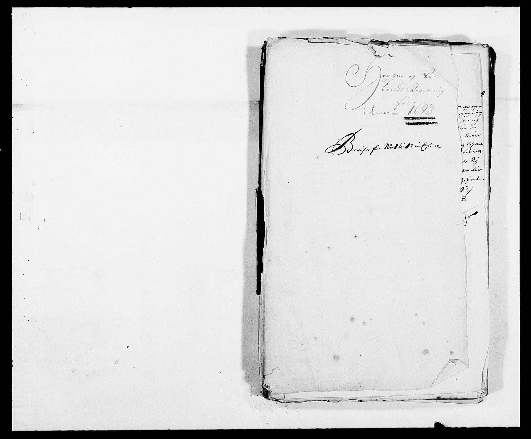RA, Rentekammeret inntil 1814, Reviderte regnskaper, Fogderegnskap, R06/L0283: Fogderegnskap Heggen og Frøland, 1691-1693, s. 310