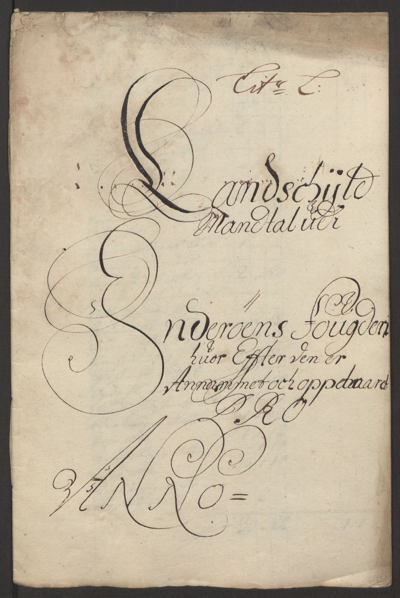 RA, Rentekammeret inntil 1814, Reviderte regnskaper, Fogderegnskap, R63/L4308: Fogderegnskap Inderøy, 1692-1694, s. 163