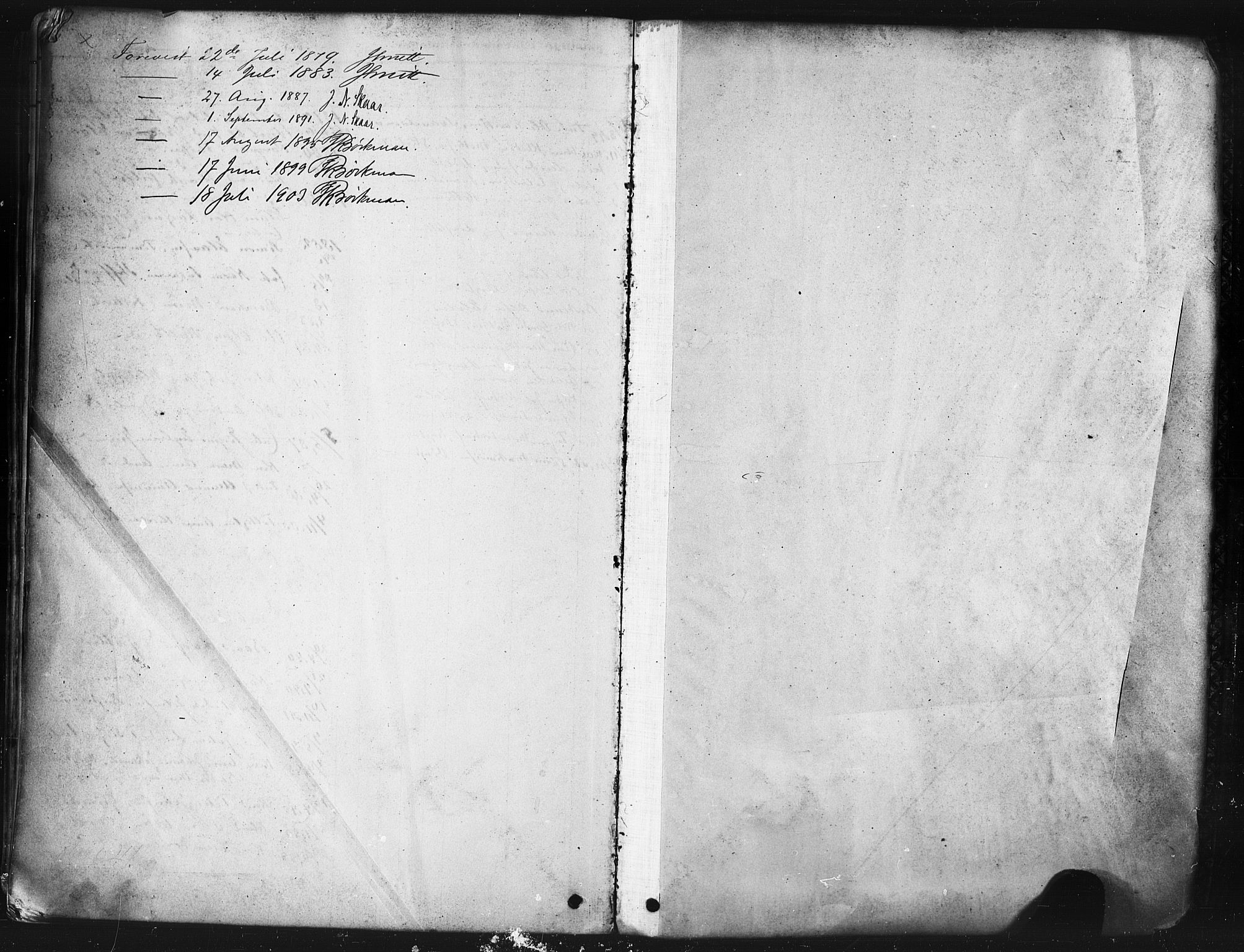 SATØ, Tranøy sokneprestkontor, I/Ia/Iaa/L0009kirke: Ministerialbok nr. 9, 1878-1904