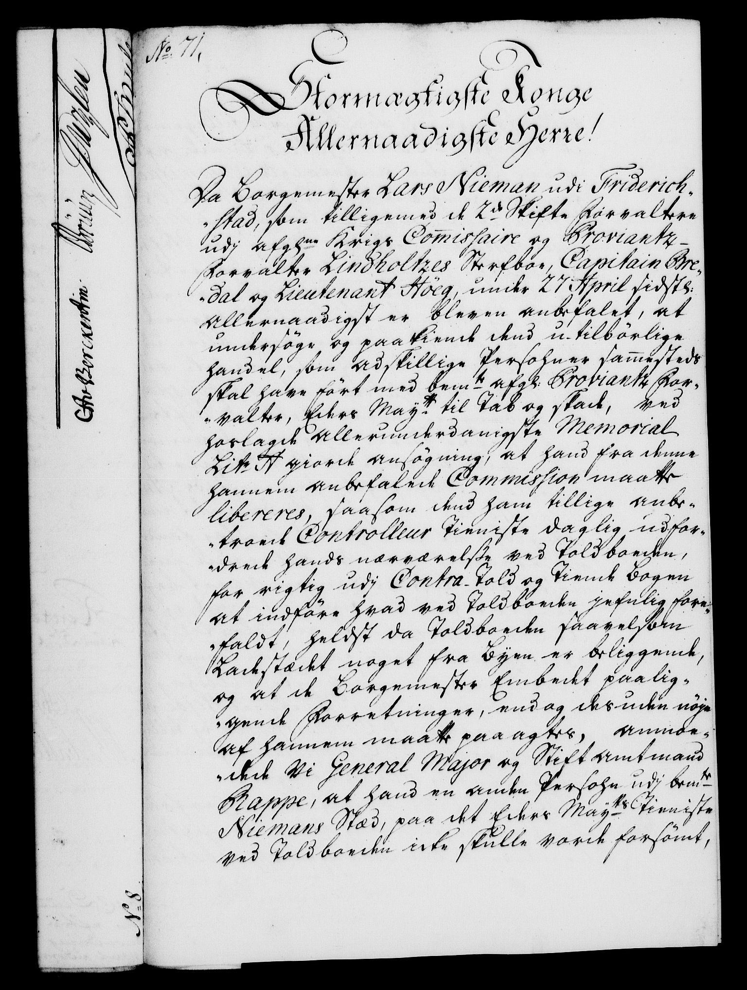 RA, Rentekammeret, Kammerkanselliet, G/Gf/Gfa/L0024: Norsk relasjons- og resolusjonsprotokoll (merket RK 52.24), 1741, s. 431