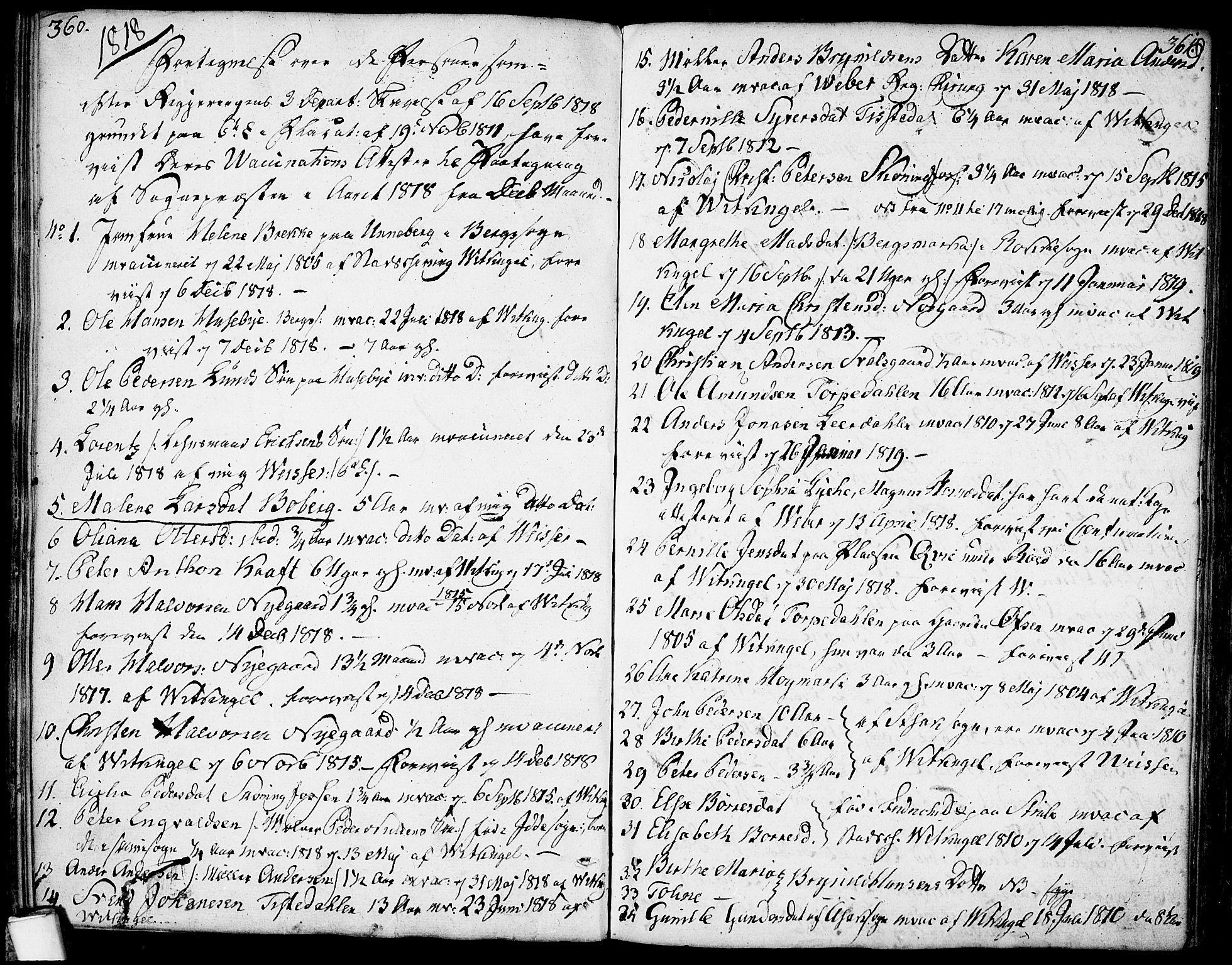 SAO, Berg prestekontor Kirkebøker, F/Fa/L0001: Ministerialbok nr. I 1, 1770-1814, s. 360-361