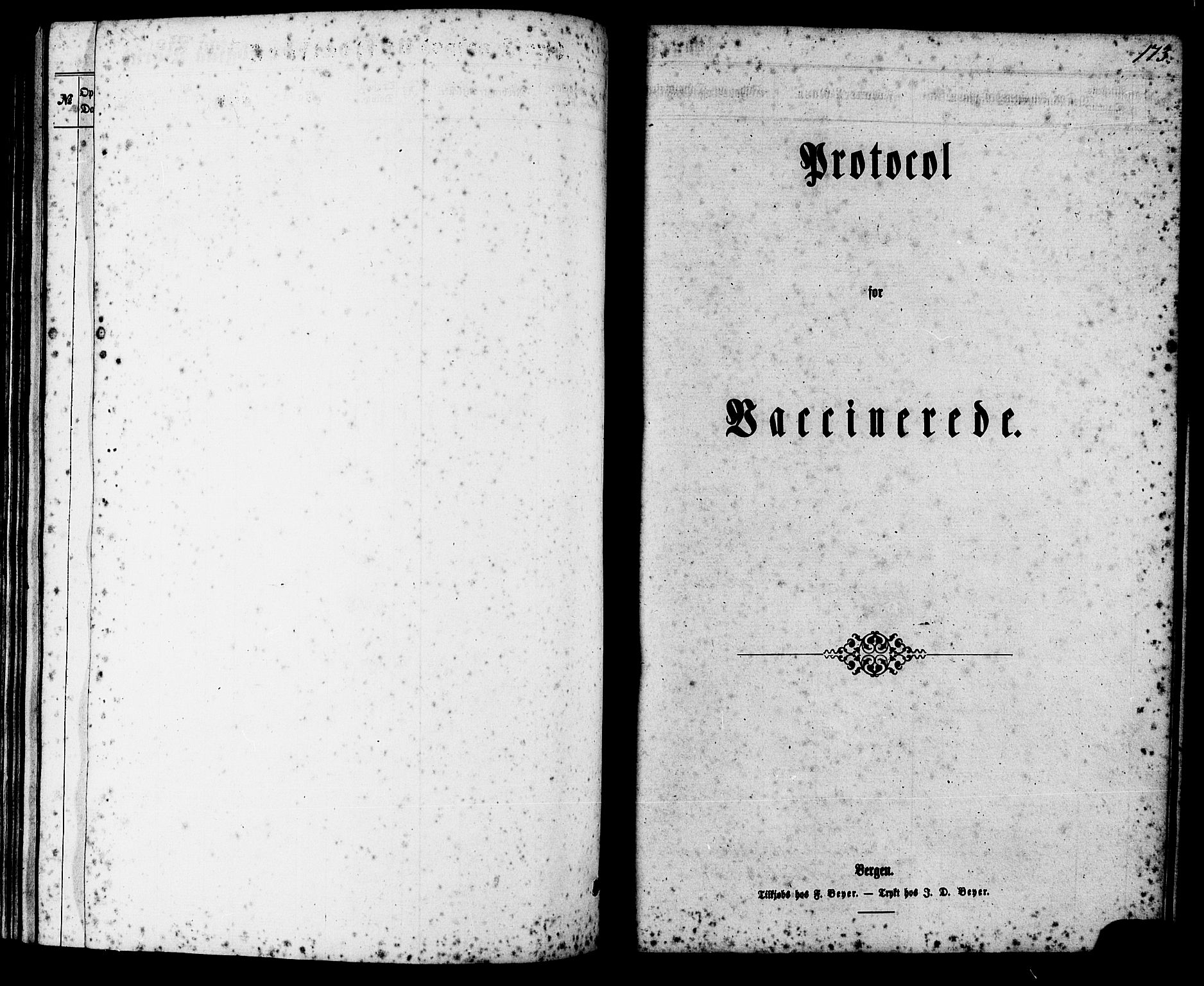 SAT, Ministerialprotokoller, klokkerbøker og fødselsregistre - Møre og Romsdal, 537/L0518: Ministerialbok nr. 537A02, 1862-1876, s. 173