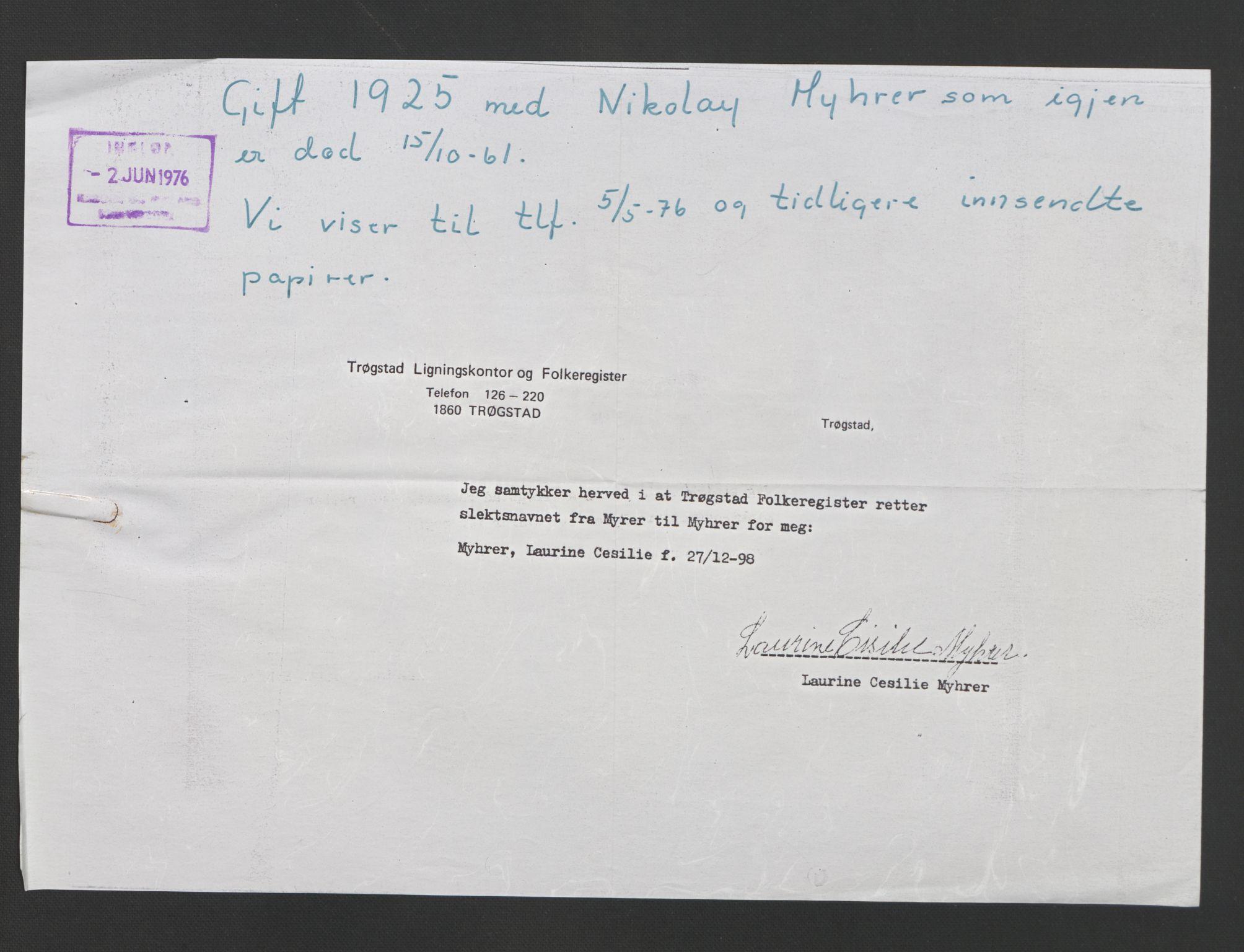 SAO, Rakkestad sorenskriveri, L/Lc/Lca/L0001: Vigselbøker, 1920-1942, s. 13