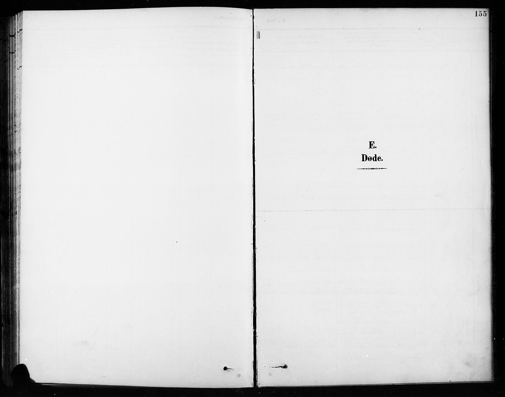SAH, Vardal prestekontor, H/Ha/Hab/L0010: Klokkerbok nr. 10, 1895-1903, s. 155