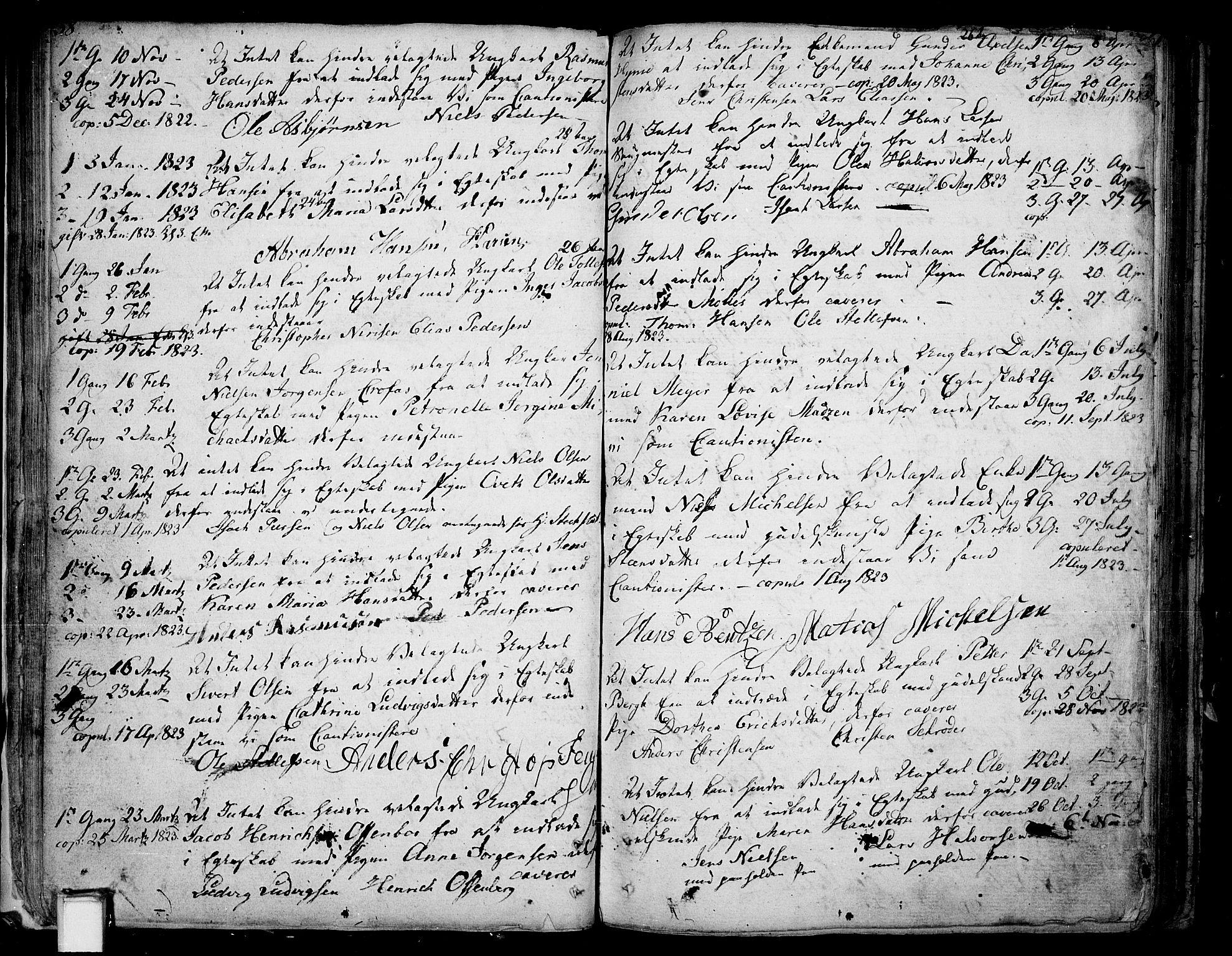 SAKO, Skien kirkebøker, F/Fa/L0004: Ministerialbok nr. 4, 1792-1814, s. 58-59
