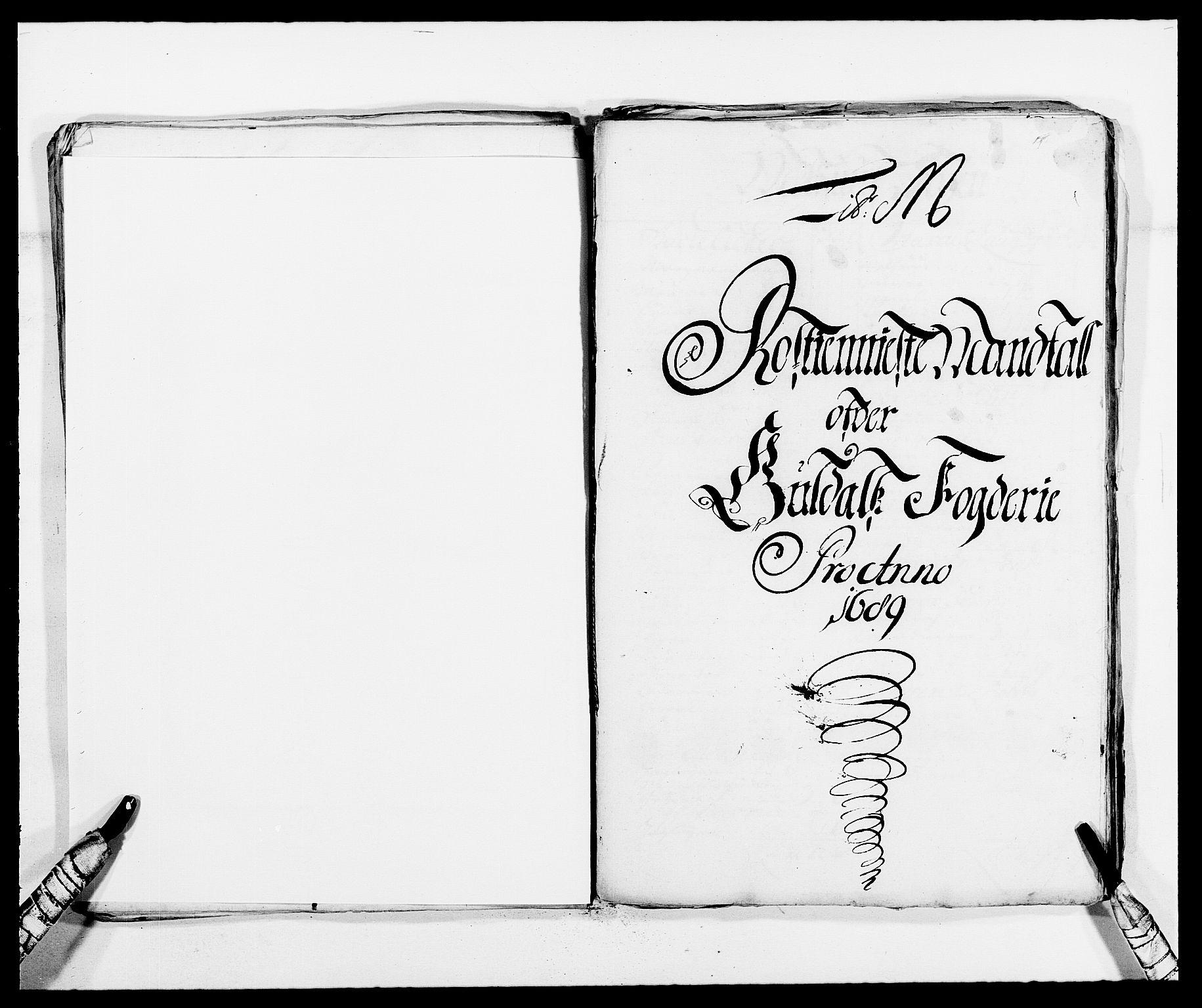 RA, Rentekammeret inntil 1814, Reviderte regnskaper, Fogderegnskap, R59/L3940: Fogderegnskap Gauldal, 1689-1690, s. 119