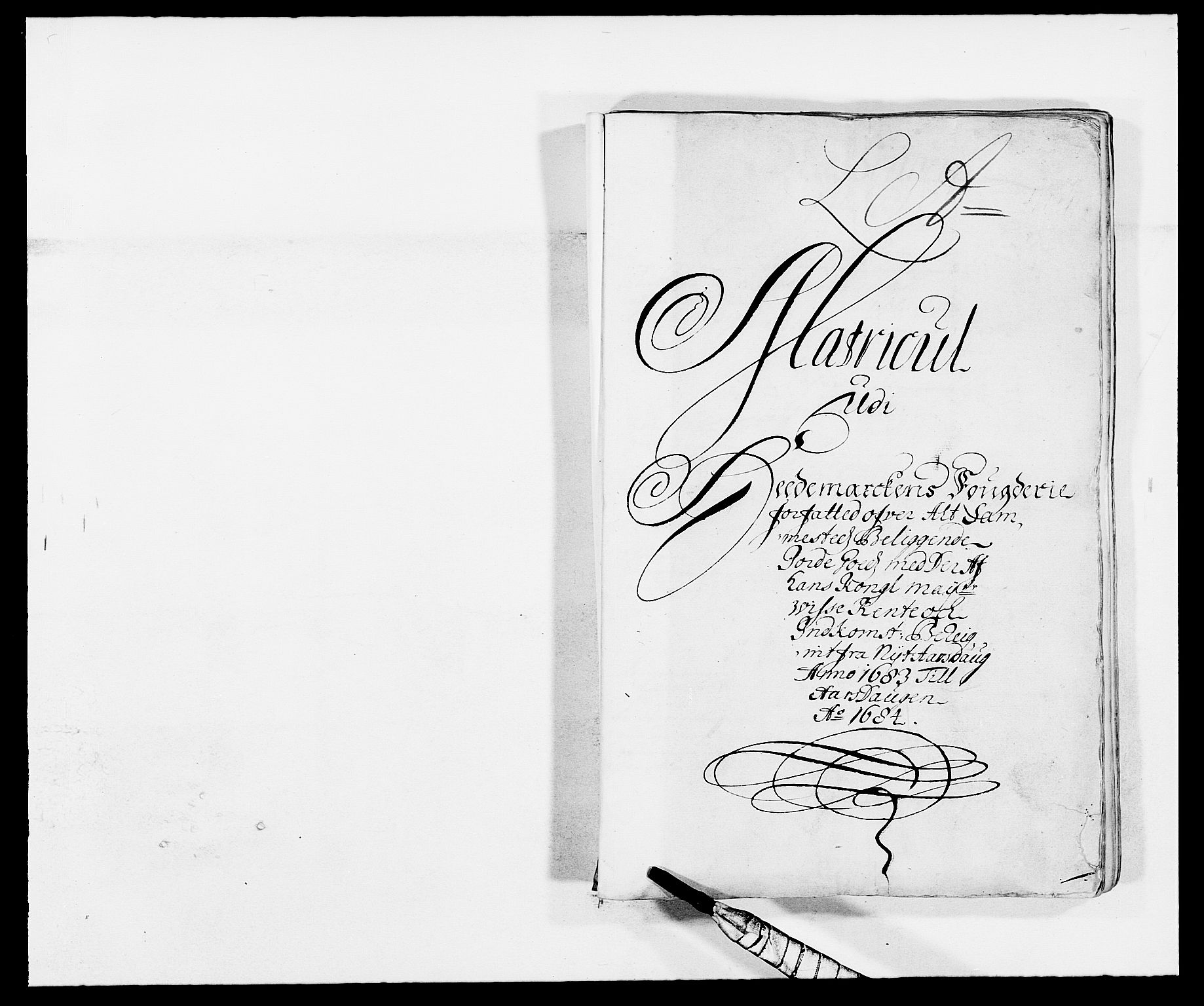 RA, Rentekammeret inntil 1814, Reviderte regnskaper, Fogderegnskap, R16/L1024: Fogderegnskap Hedmark, 1683, s. 15