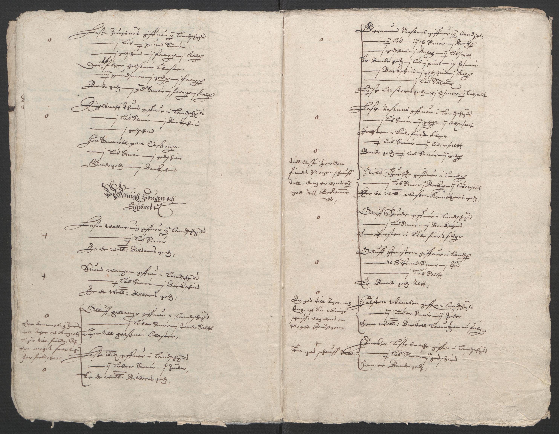 RA, Stattholderembetet 1572-1771, Ek/L0004: Jordebøker til utlikning av garnisonsskatt 1624-1626:, 1626, s. 235