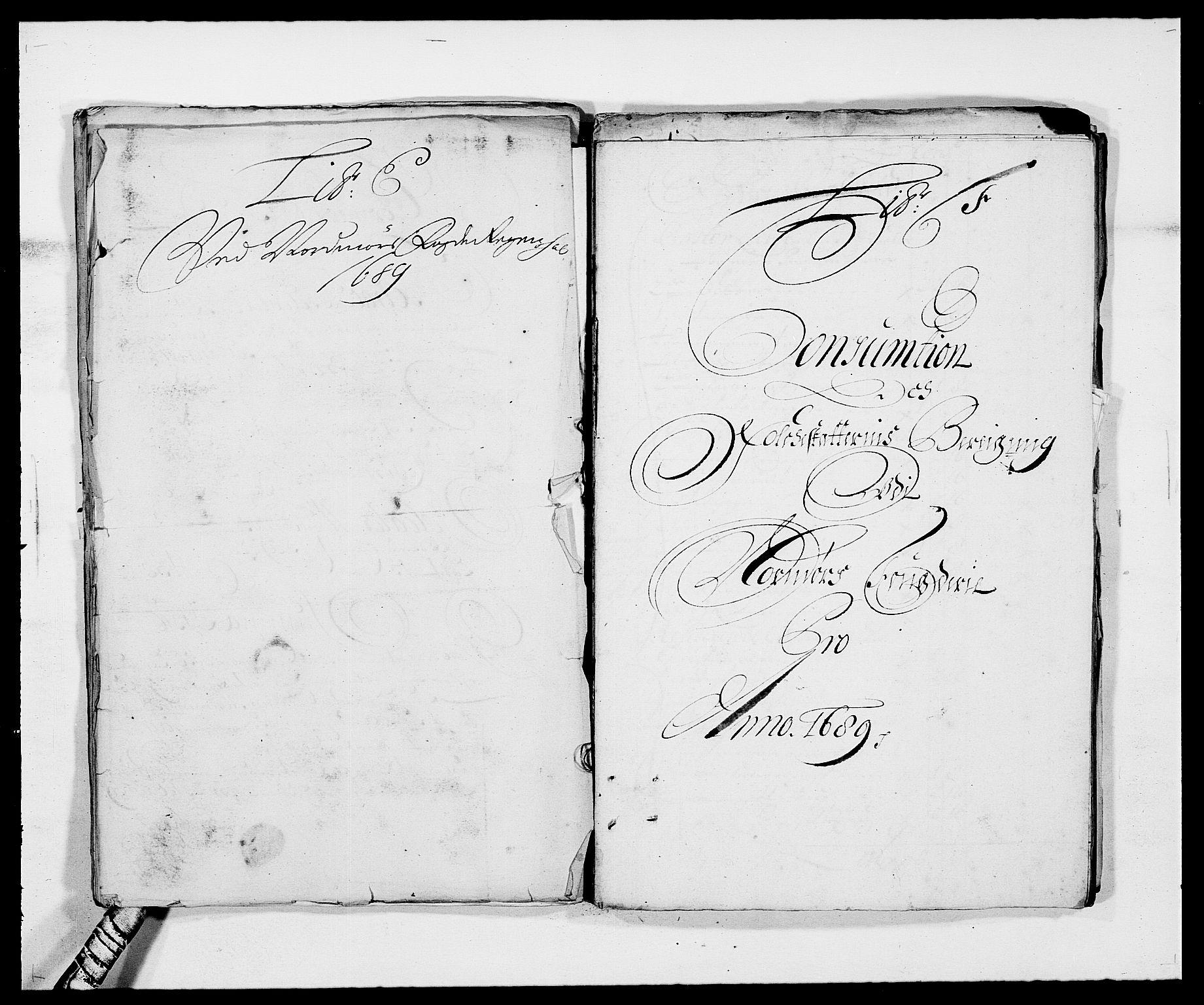 RA, Rentekammeret inntil 1814, Reviderte regnskaper, Fogderegnskap, R56/L3733: Fogderegnskap Nordmøre, 1687-1689, s. 379