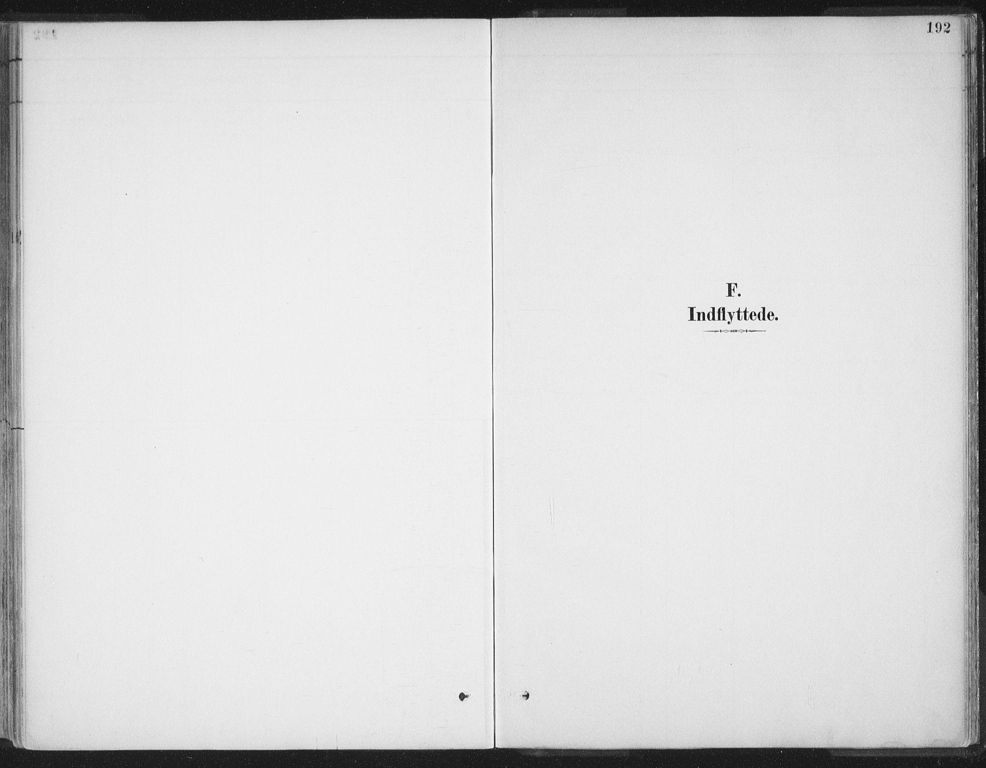 SATØ, Balsfjord sokneprestembete, Ministerialbok nr. 7, 1887-1909, s. 192