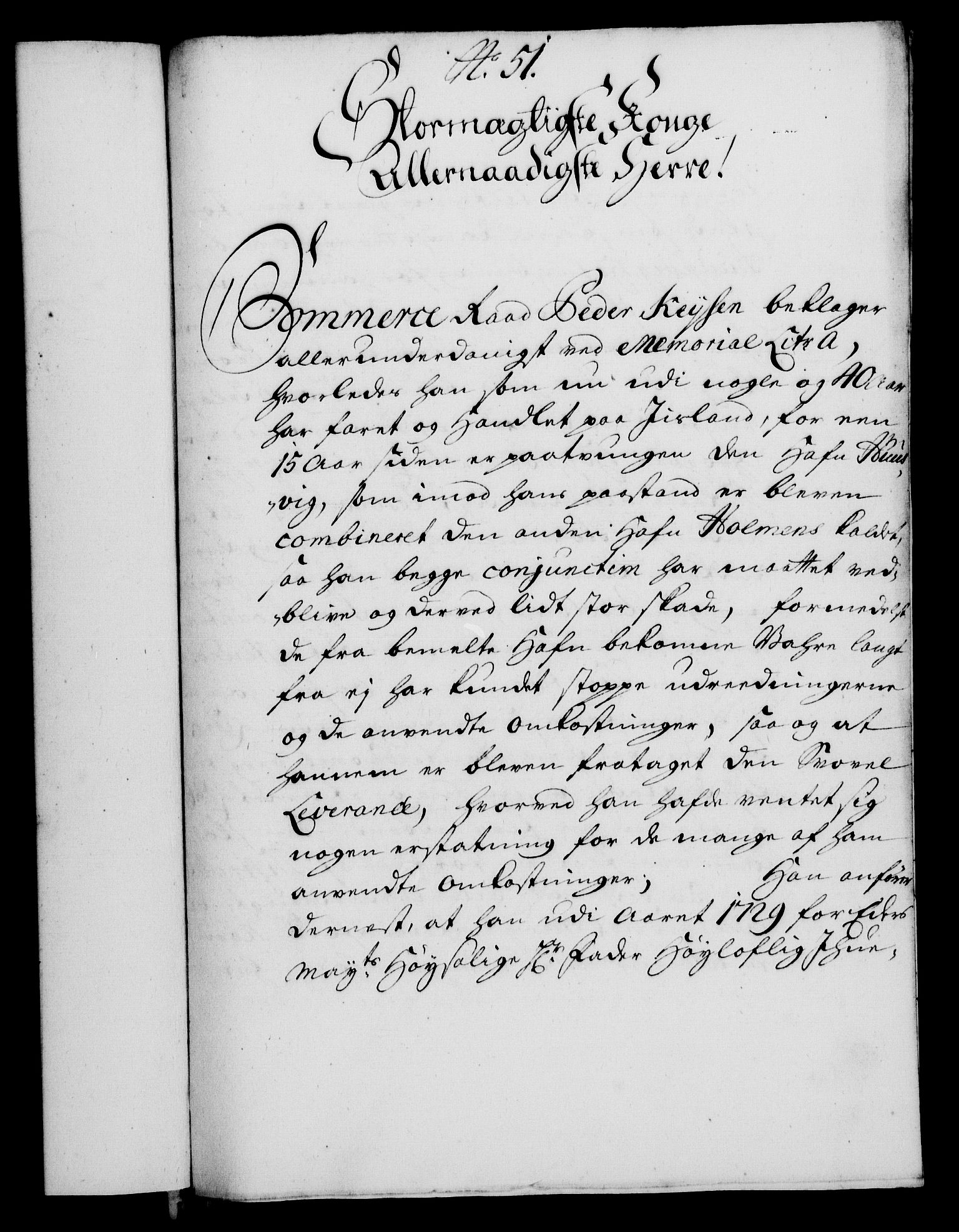 RA, Rentekammeret, Kammerkanselliet, G/Gf/Gfa/L0014: Norsk relasjons- og resolusjonsprotokoll (merket RK 52.14), 1731, s. 278