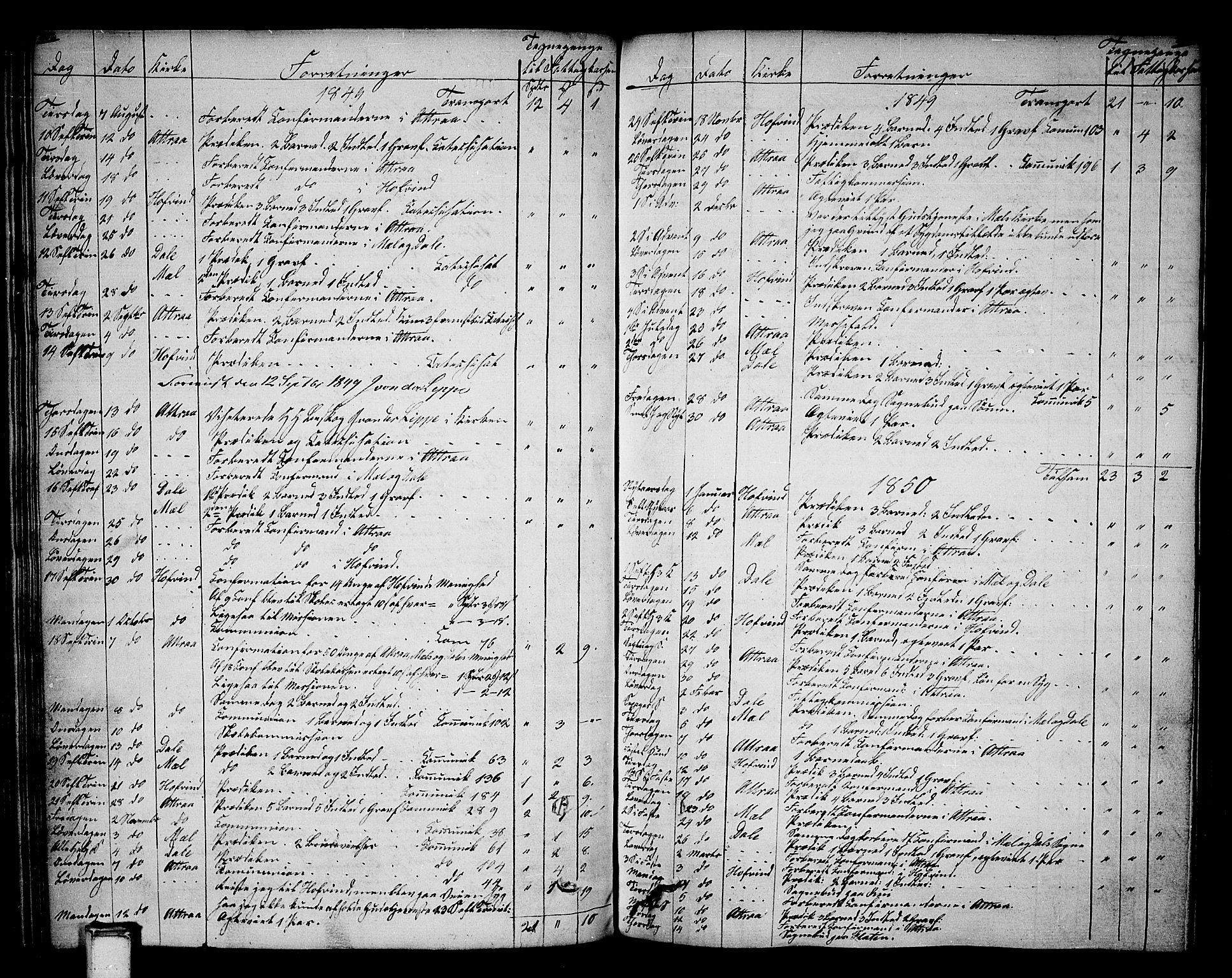 SAKO, Tinn kirkebøker, F/Fa/L0003: Ministerialbok nr. I 3, 1810-1814, s. 202-203