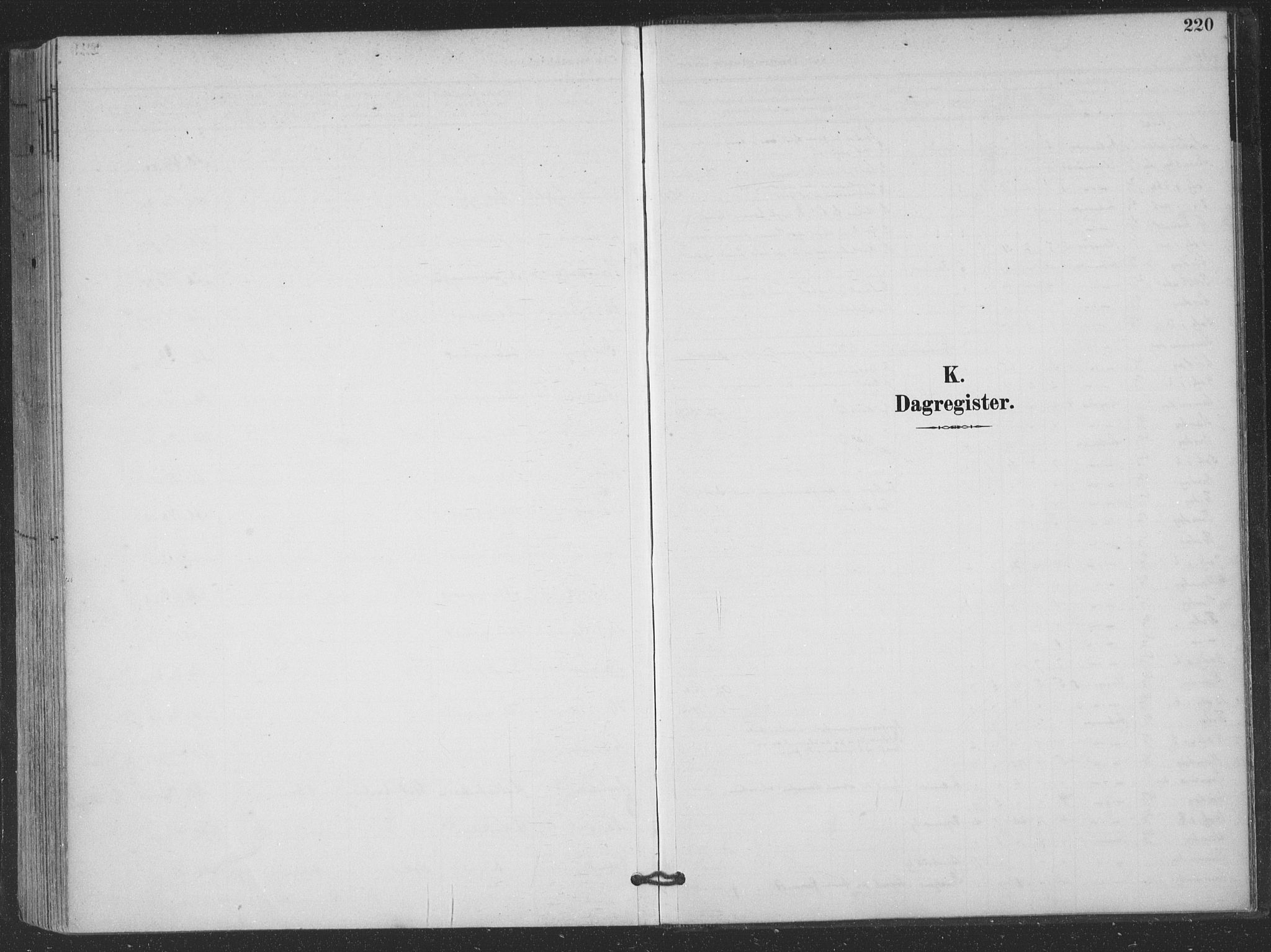 SAT, Ministerialprotokoller, klokkerbøker og fødselsregistre - Nordland, 866/L0939: Ministerialbok nr. 866A02, 1894-1906, s. 220