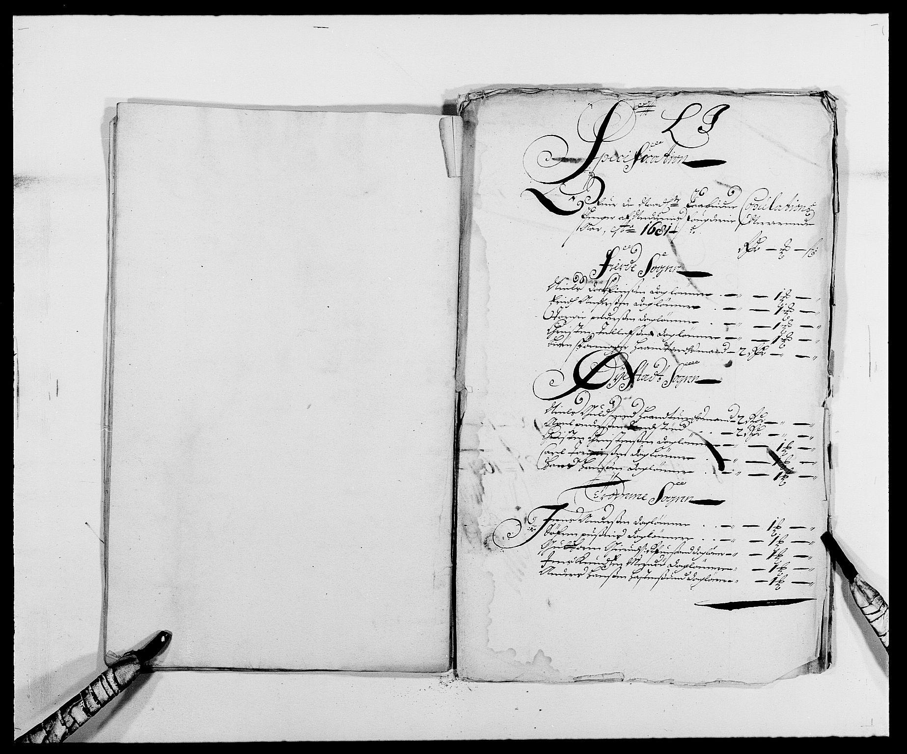 RA, Rentekammeret inntil 1814, Reviderte regnskaper, Fogderegnskap, R39/L2304: Fogderegnskap Nedenes, 1680-1682, s. 297