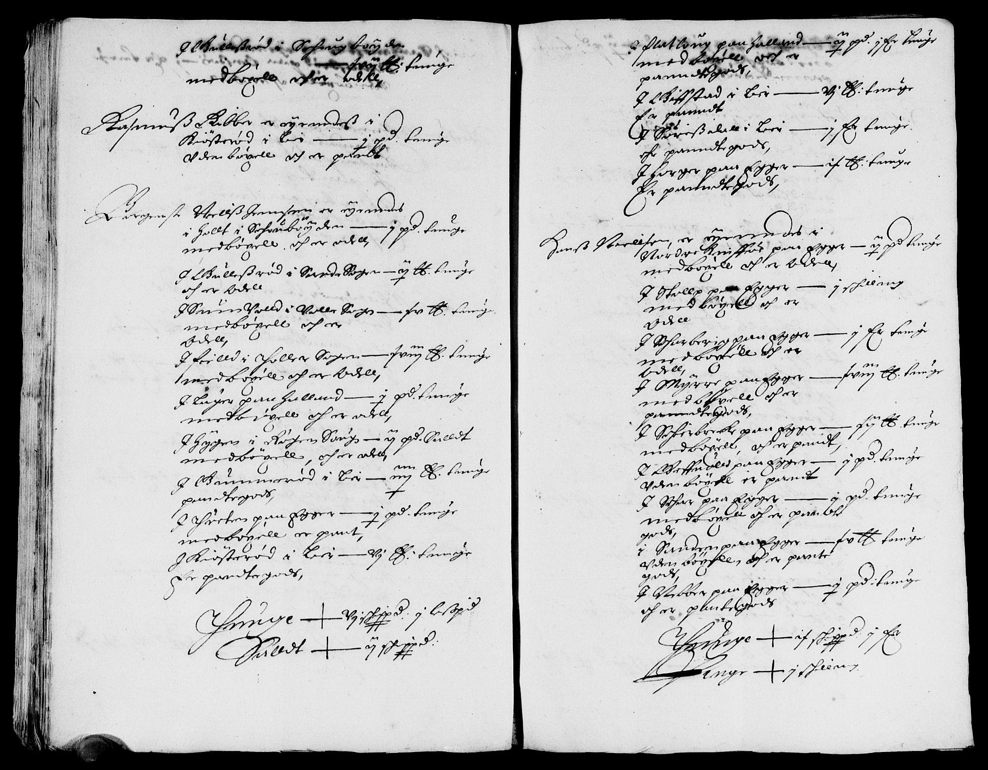 RA, Rentekammeret inntil 1814, Reviderte regnskaper, Lensregnskaper, R/Rb/Rba/L0257: Akershus len, 1660-1661